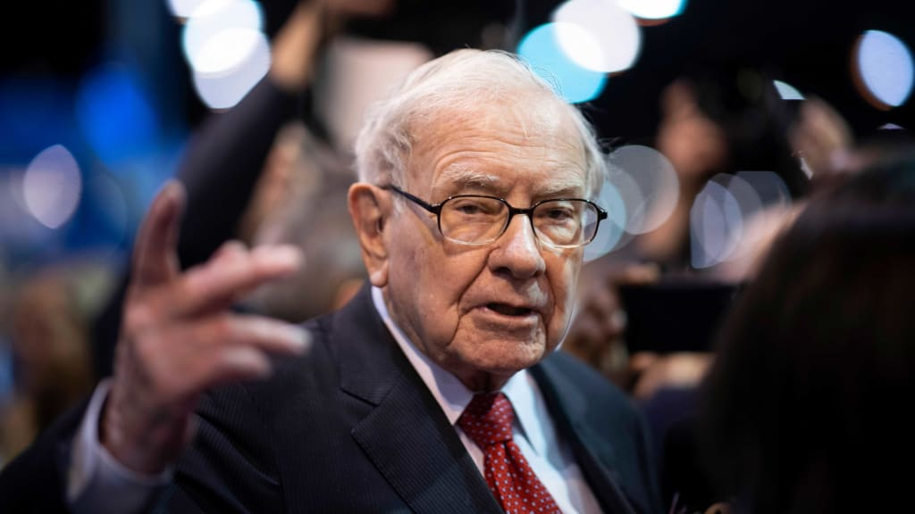 It Took Warren Buffett 2 Sentences to Offer the Best Advice You Will Hear Today - Inc.