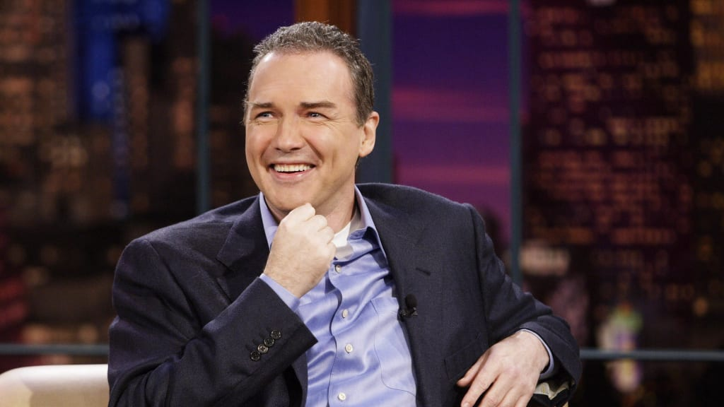 Here's the Amazing Truth Behind Norm MacDonald's 'Moth Goes Into a Podiatrist's Office' Joke - Inc.