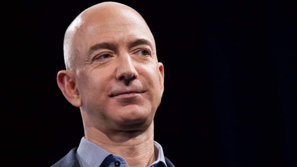 With Just 1 Word, Jeff Bezos Shared a Brutal Truth That Most People Ne... image