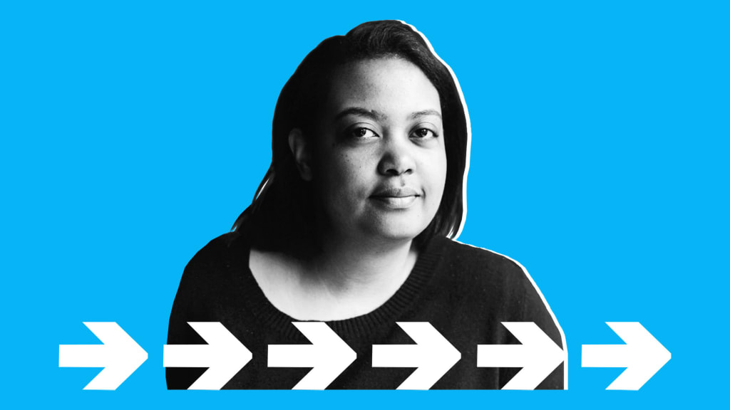 Photo of Backstage Capital's Arlan Hamilton Emerged From Poverty Into Venture Capital. Her Optimism Led the Way | Inc.