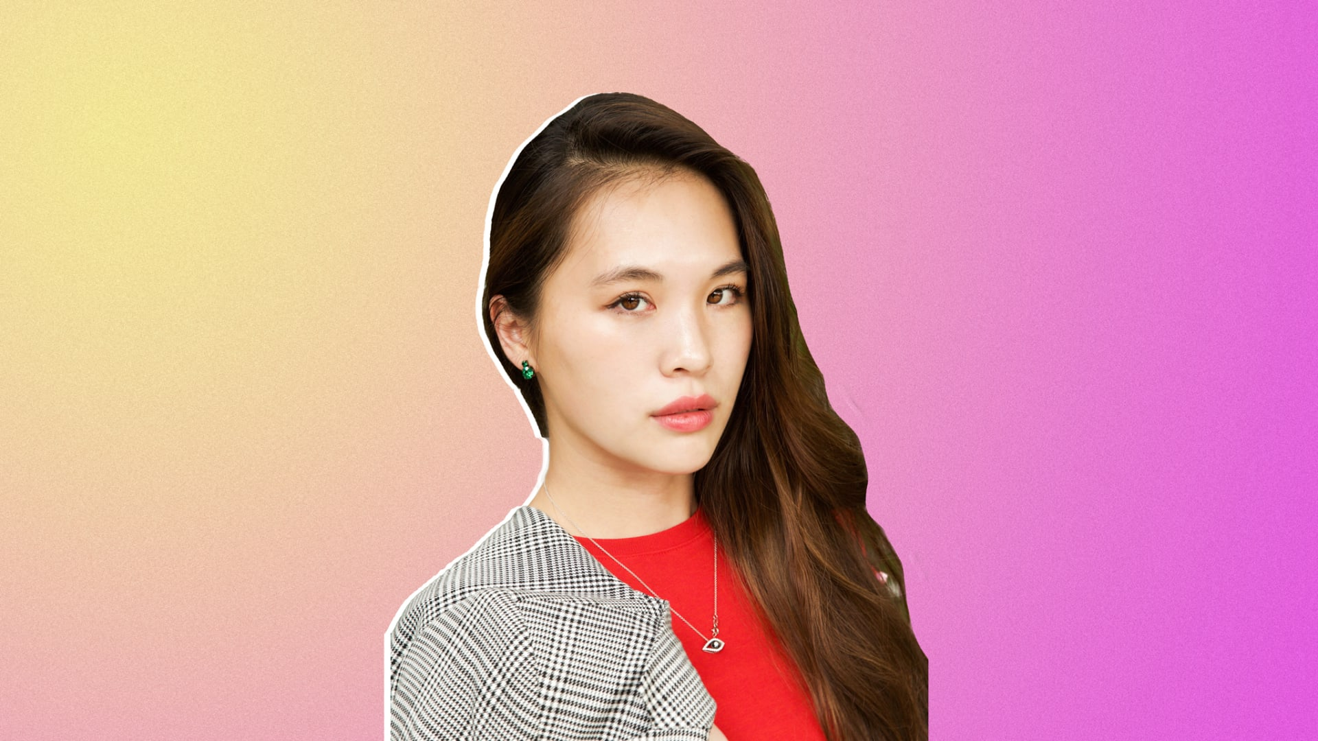Celine Tien, founder of Flowly.