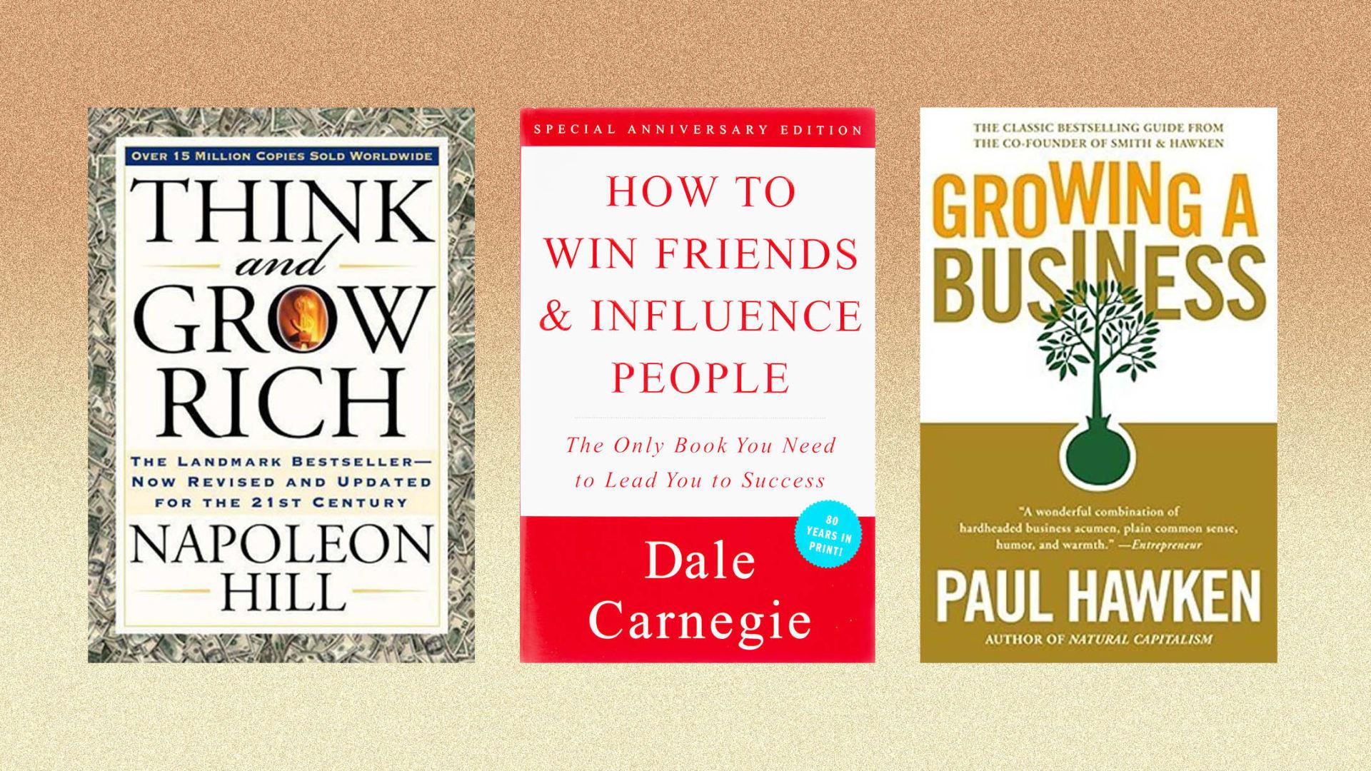 3 Books Every Budding Entrepreneur Must Read