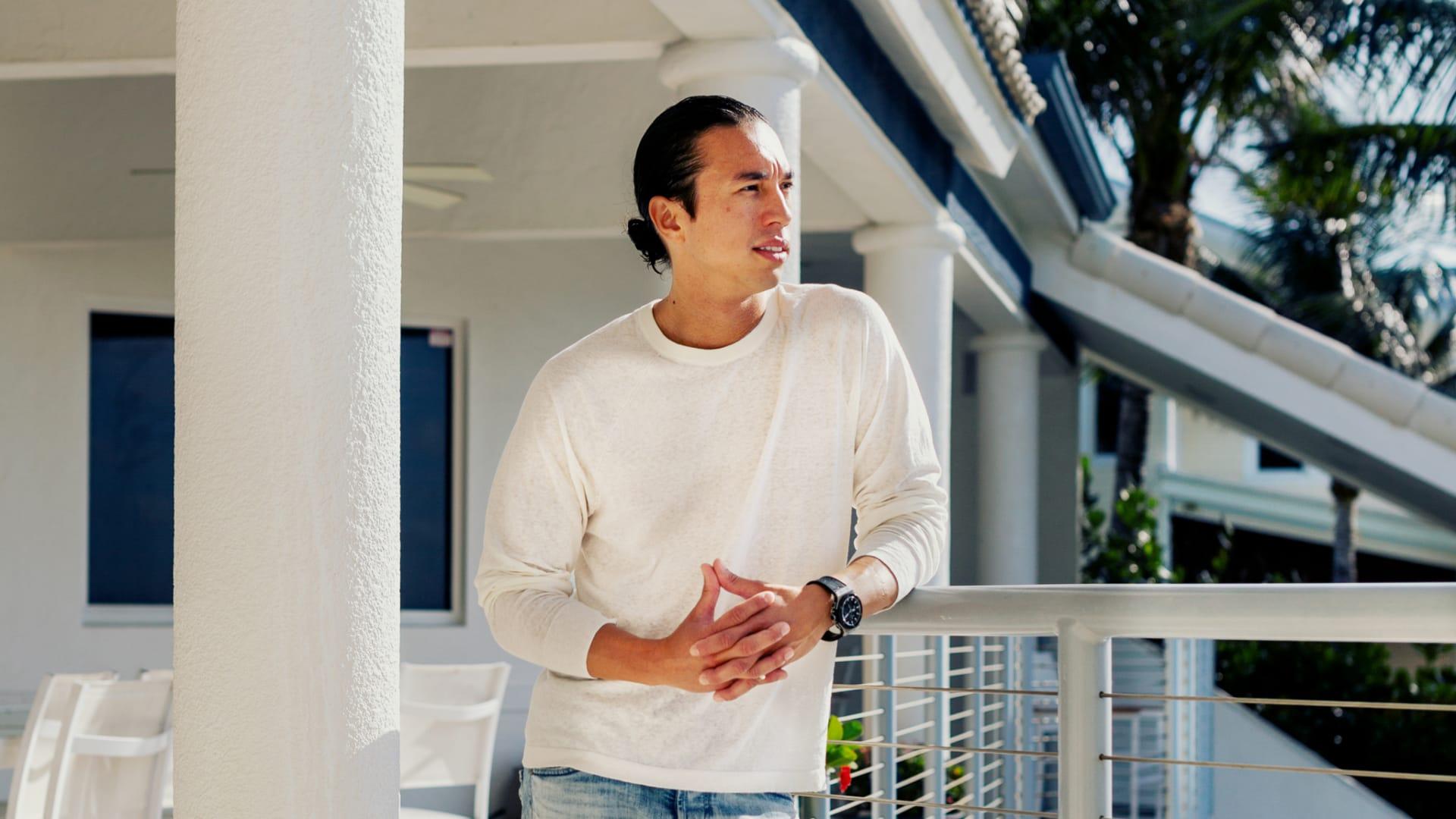 Josh Schuster, co-founder of Silverback Development.