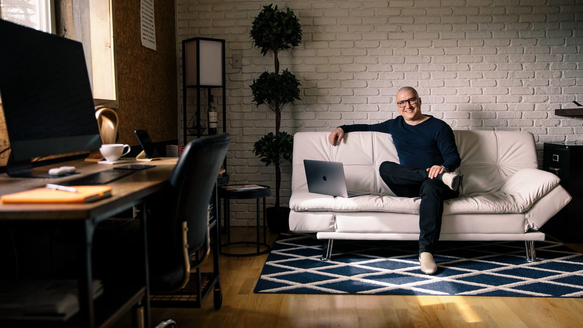 David Boskovic, CEO of Flatfile.