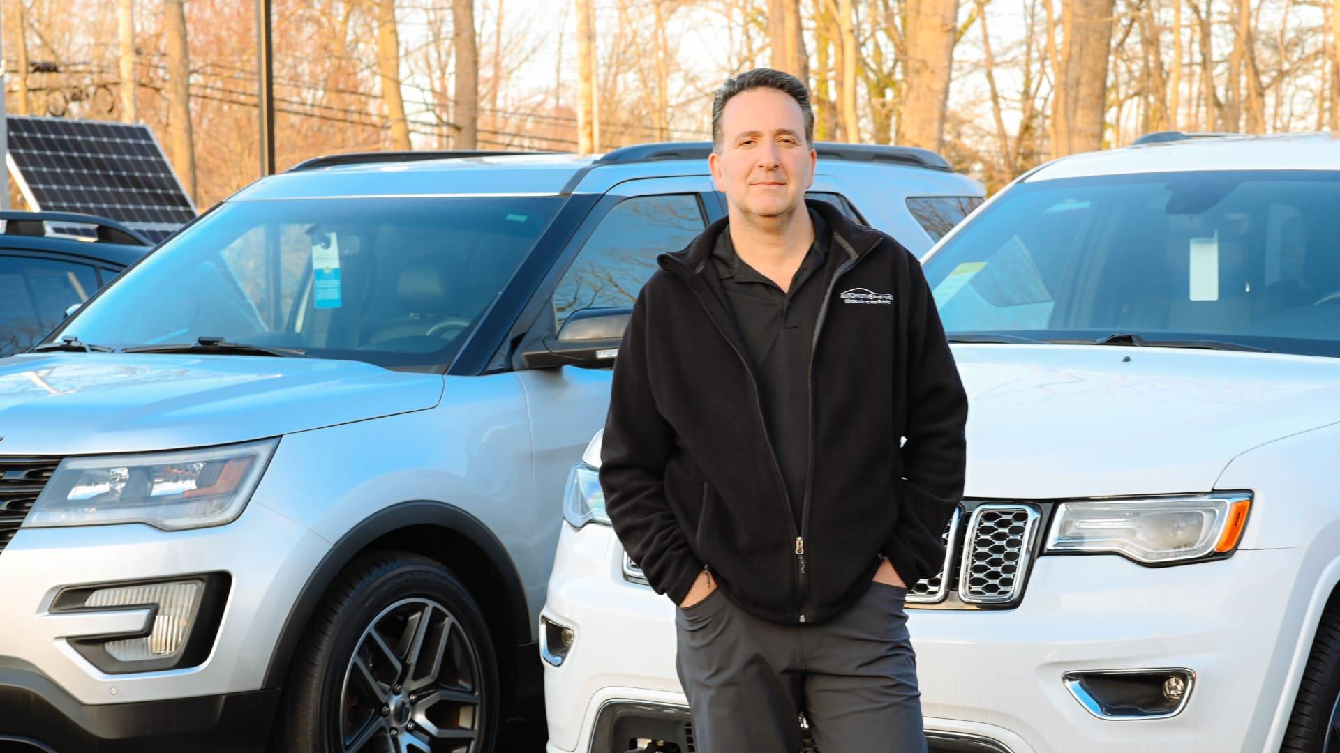 Founder and Dealership Principal, Bill Solko