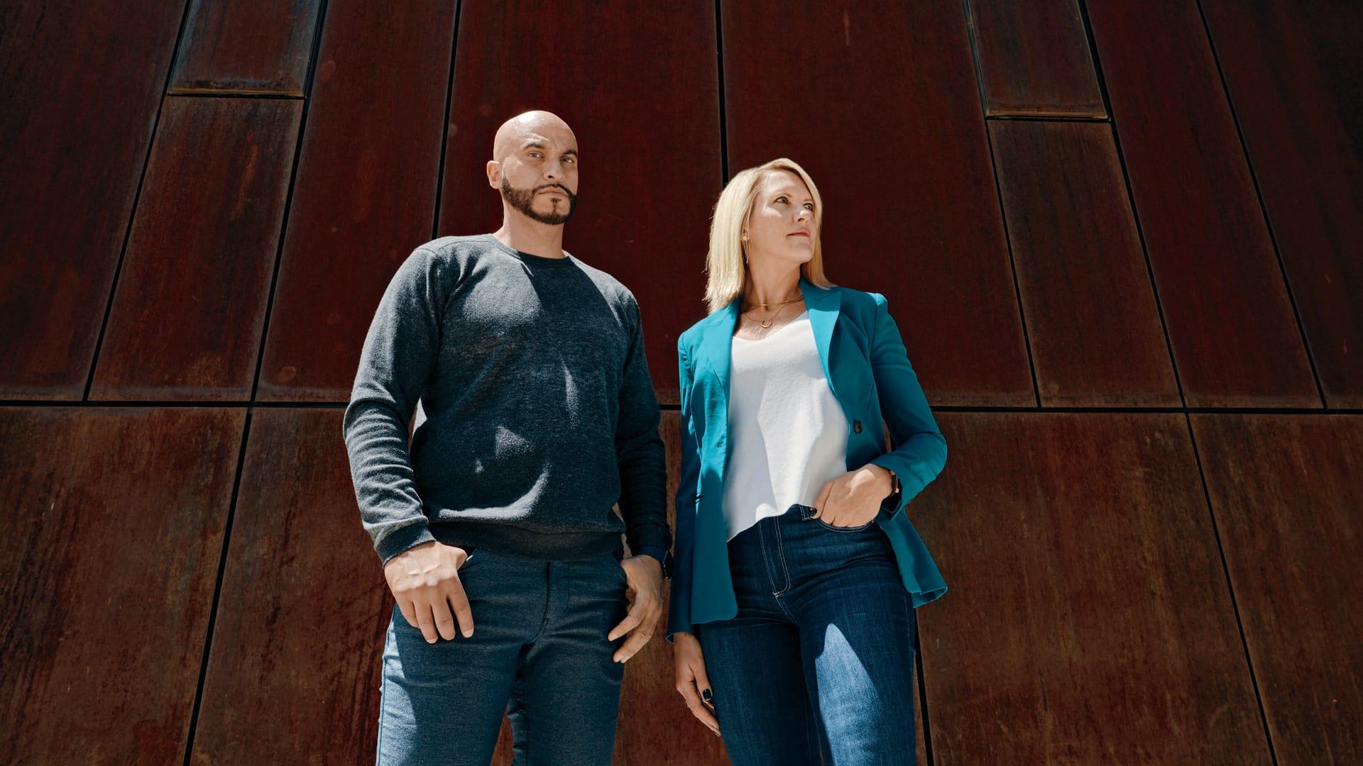 Aki Al-Zubaidi and Christine Spraker.