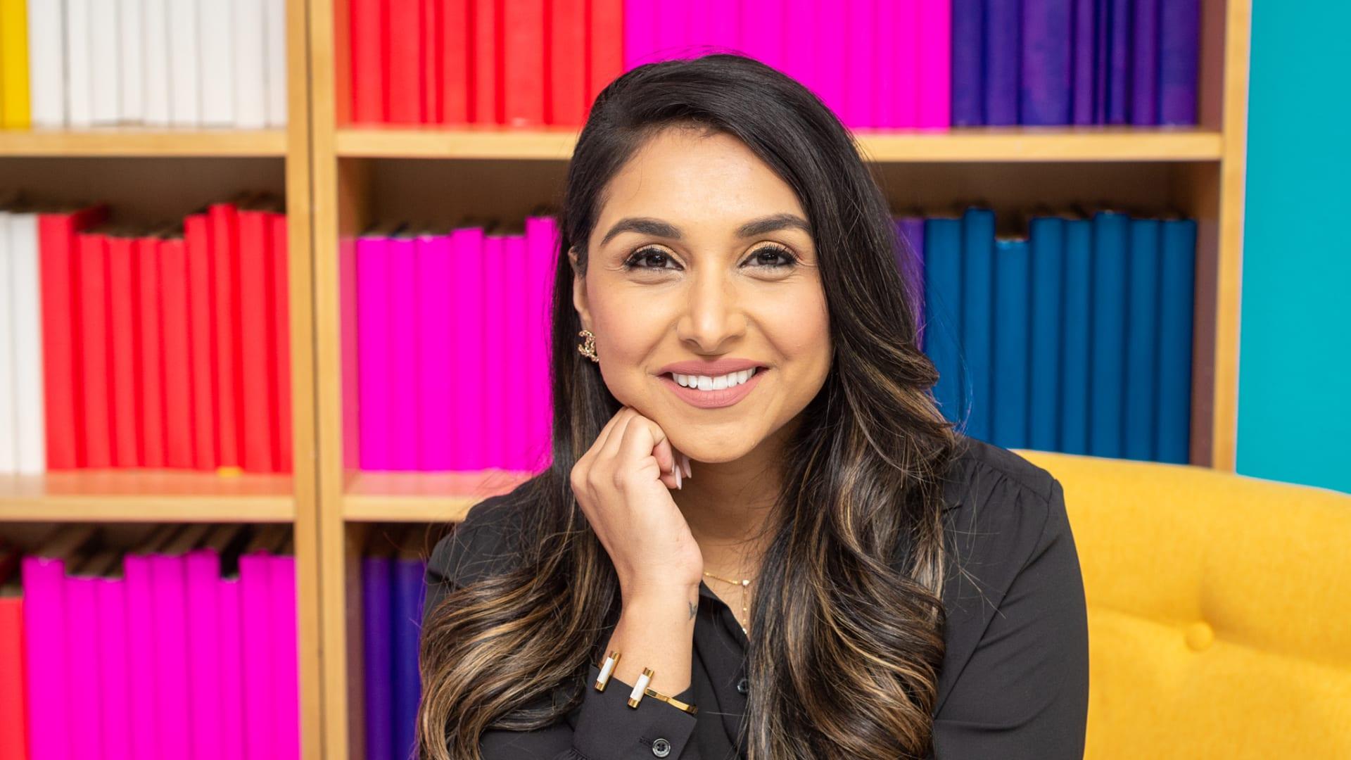 Suneera Madhani, founder of Stax.