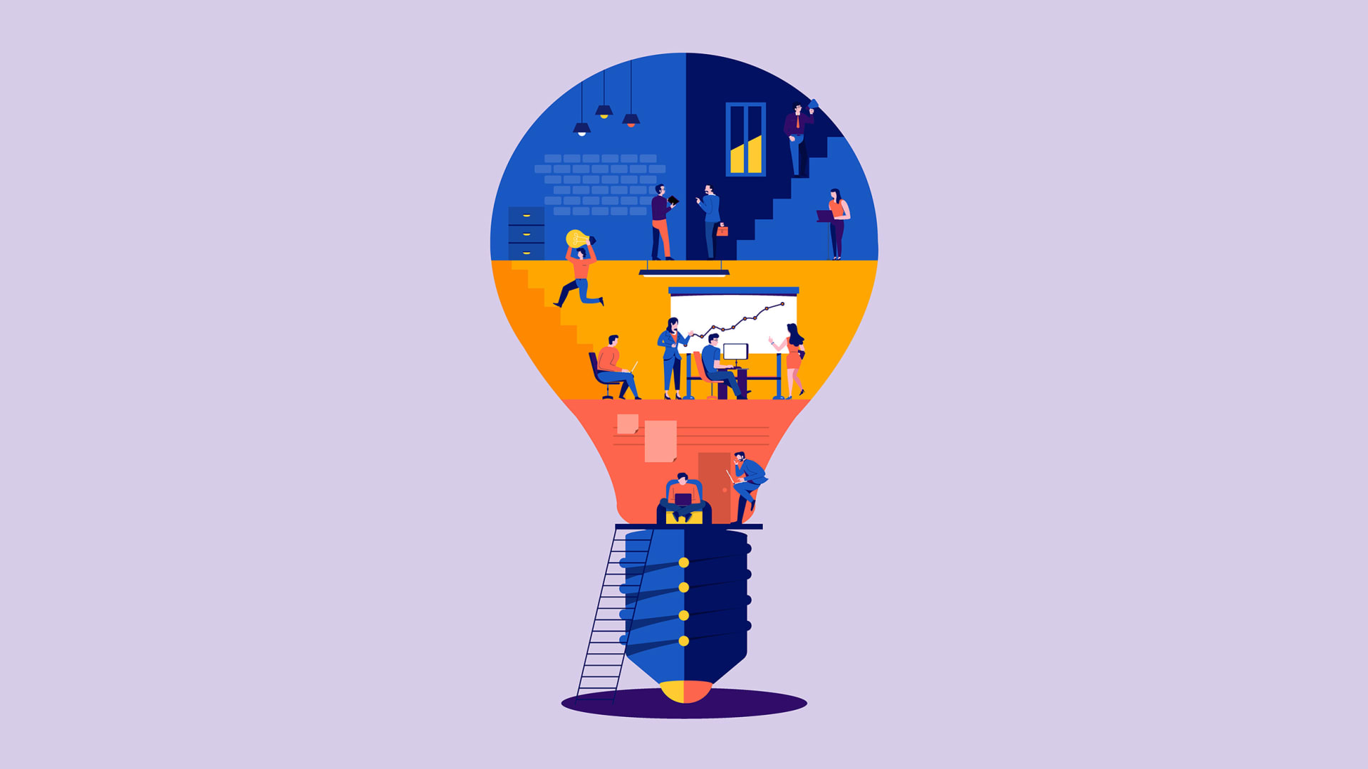 Stop Worrying About the Novelty of Your Ideas