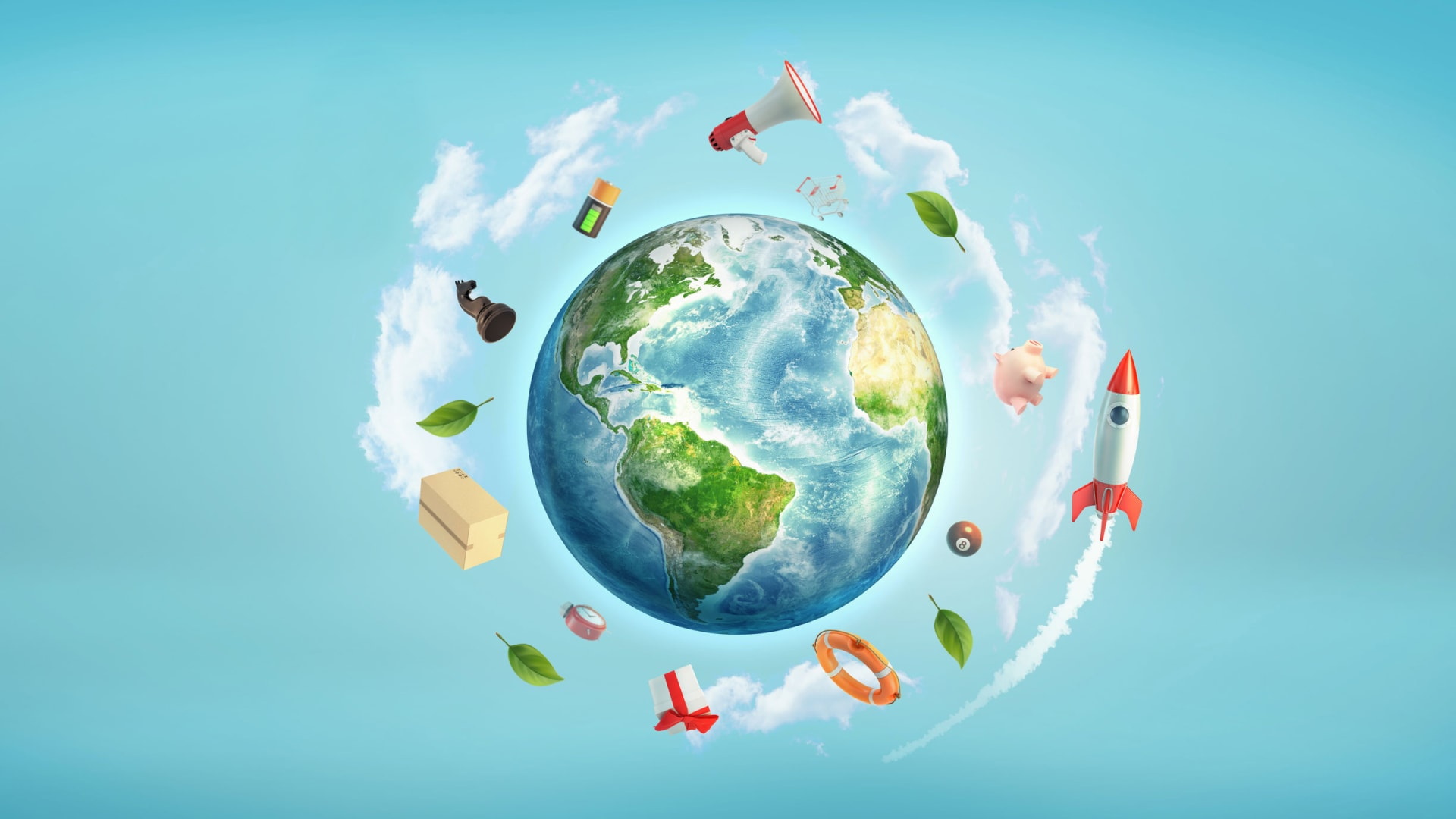 It's Earth Day 2021. The Circular Economy Can Actually Save You Money