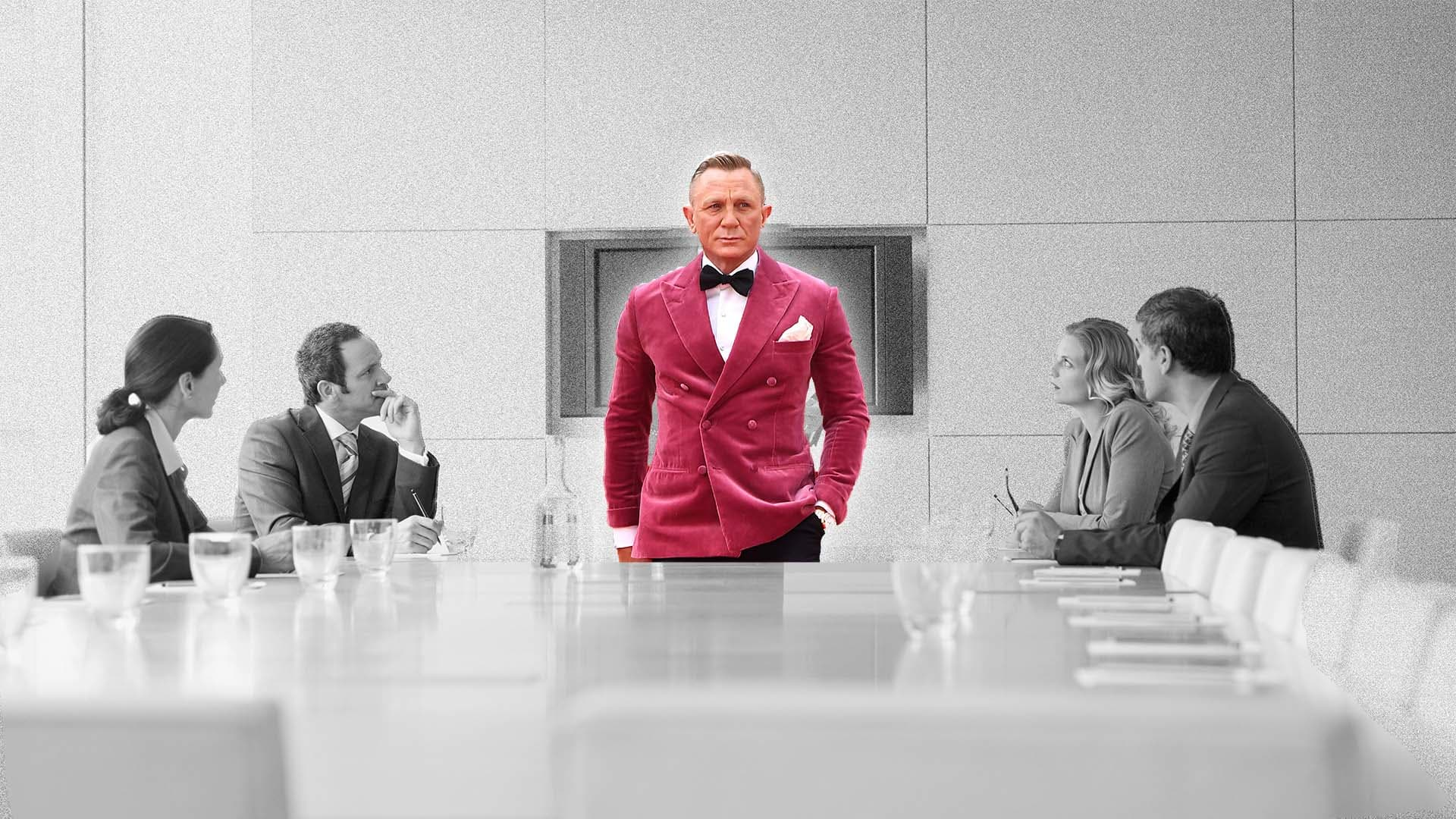The Surprising Secret James Bond Taught Us About How to Communicate at Work
