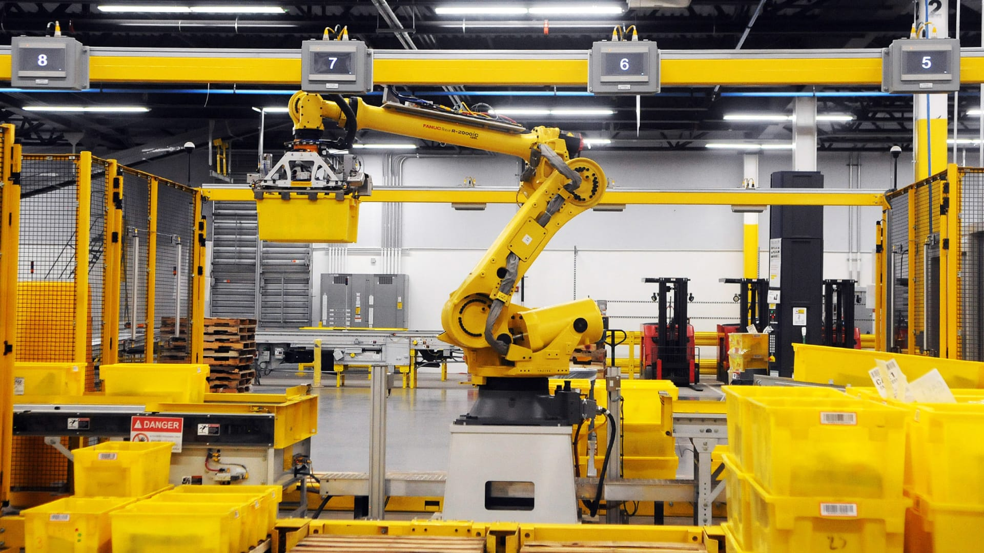 Still Struggling to Find Workers? Queue the Robots