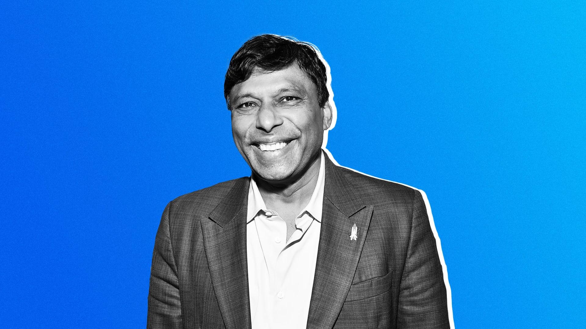 Naveen Jain.
