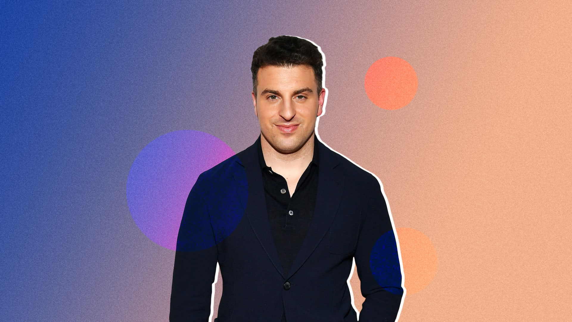 Brian Chesky, CEO of Airbnb.