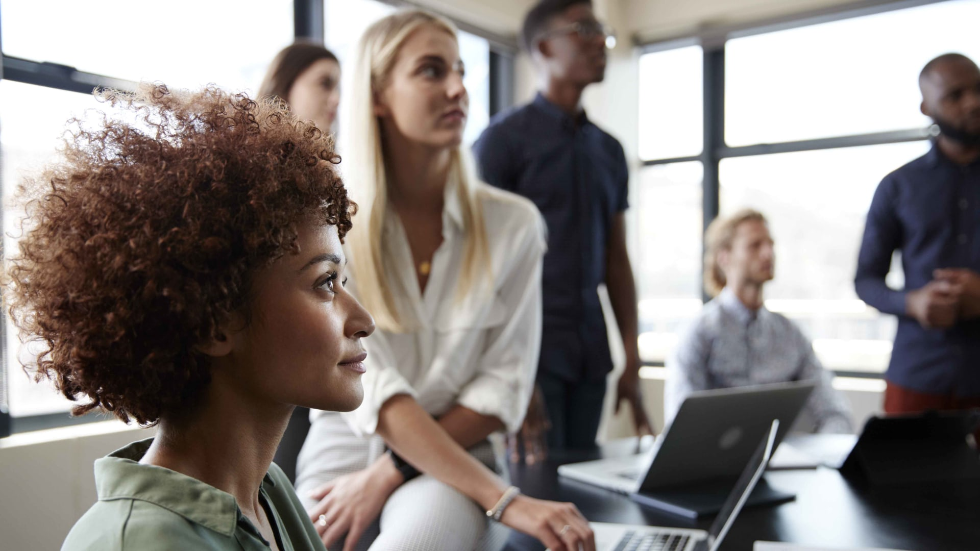 Should You Ask Diverse Members of Your Team to Help Attract More Diverse Talent?