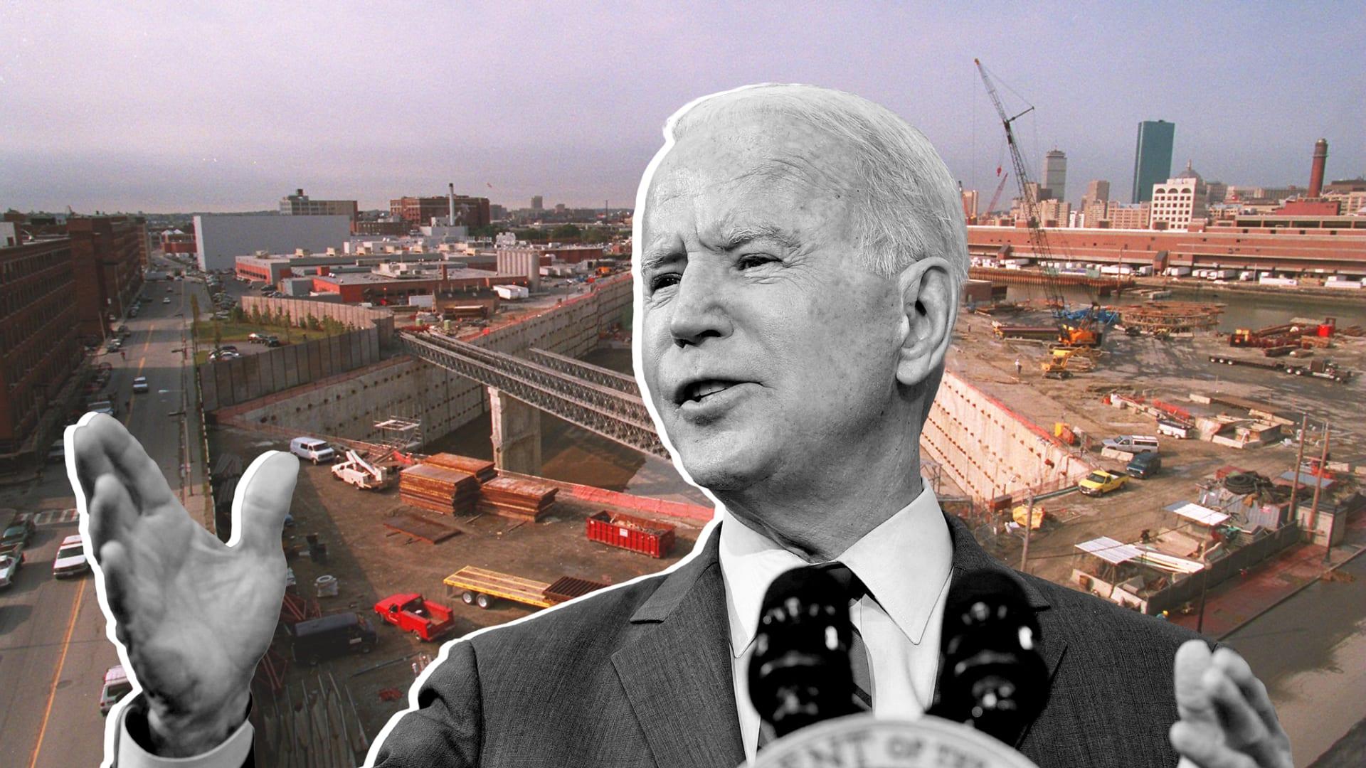 Biden Greenlights $1.2 Trillion Bipartisan Infrastructure Framework