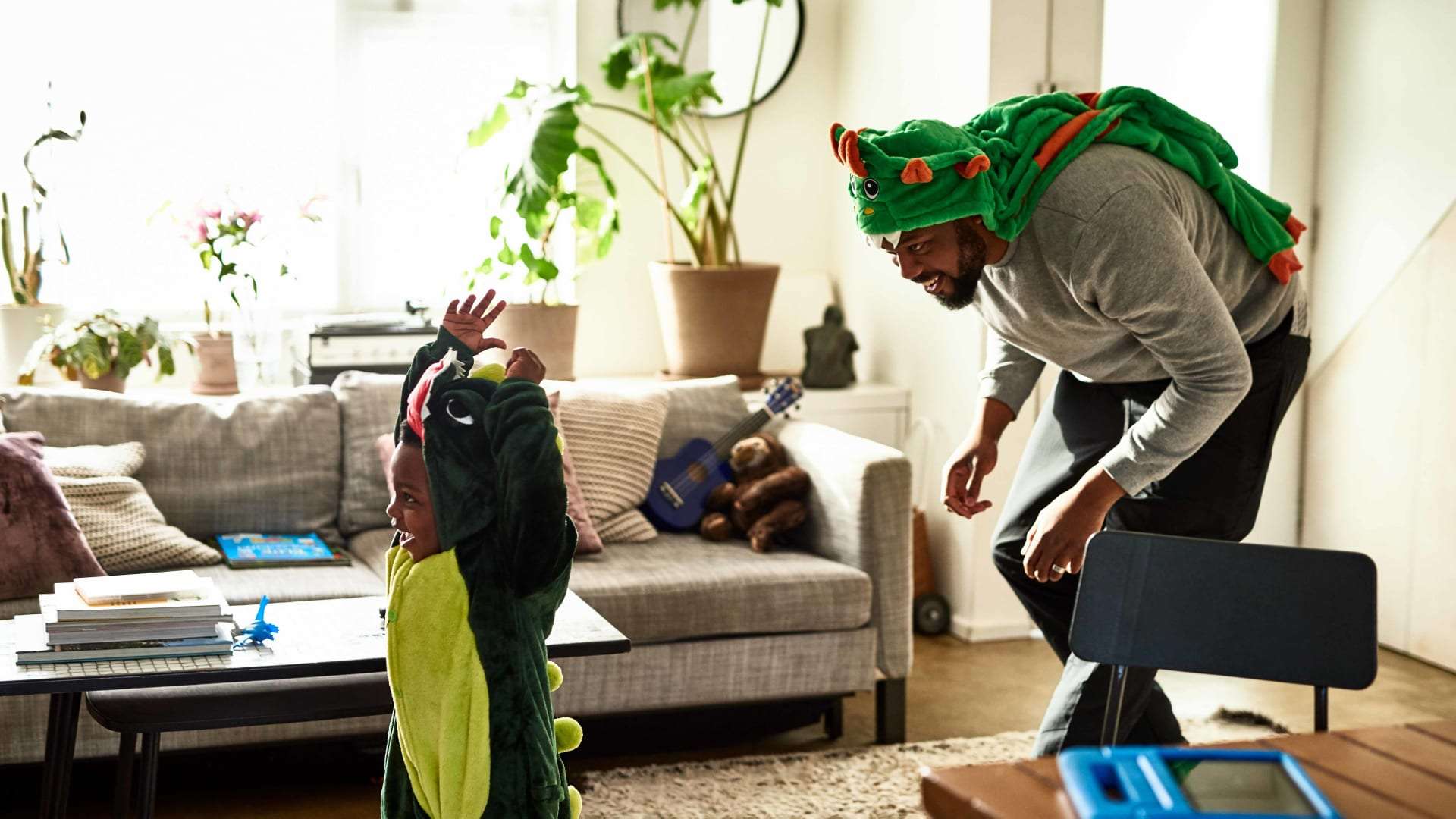 3 Ways to Ease the Daily Transition From Work to Family Life