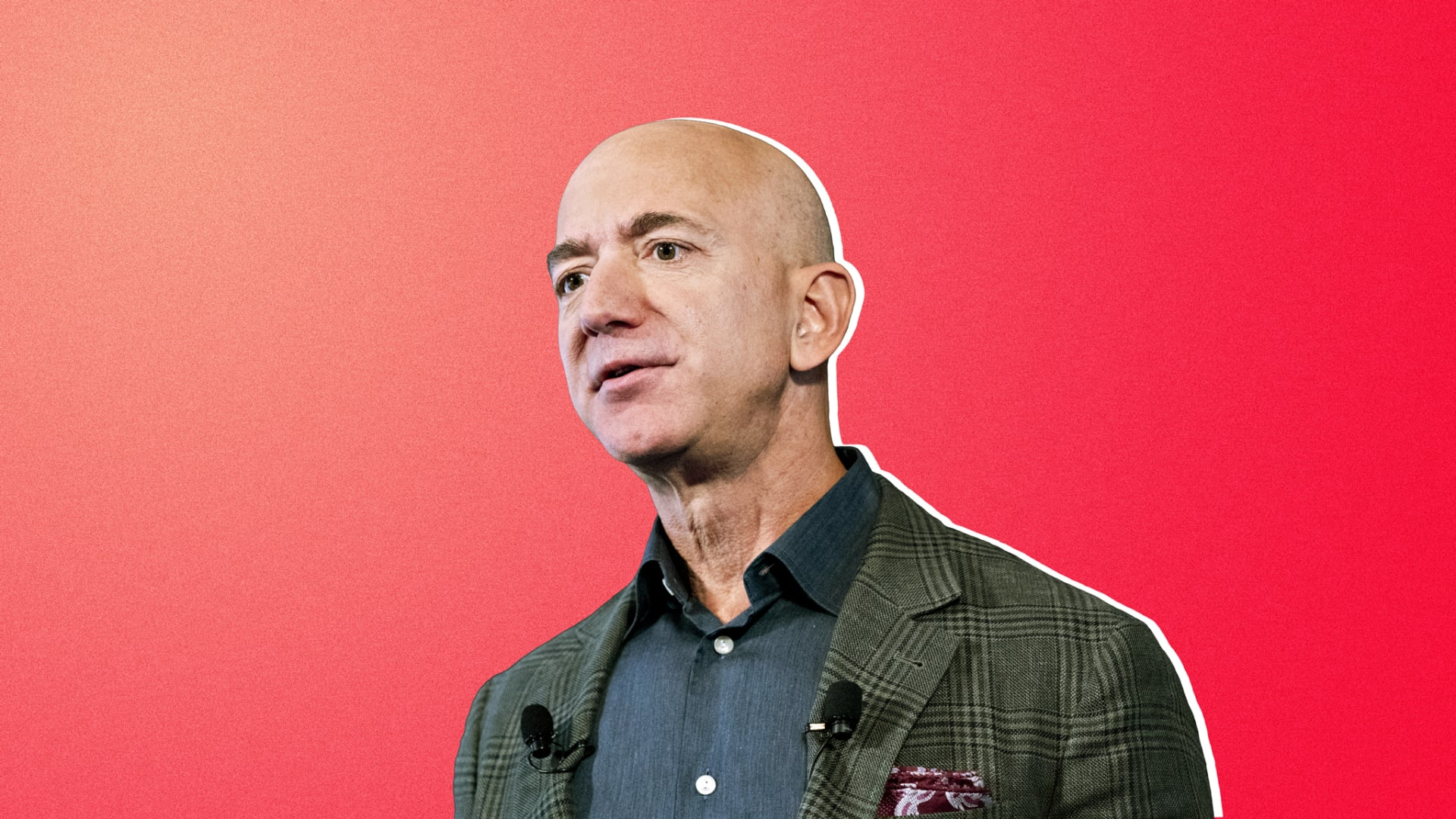 With 5 Short Words, Jeff Bezos Just ...