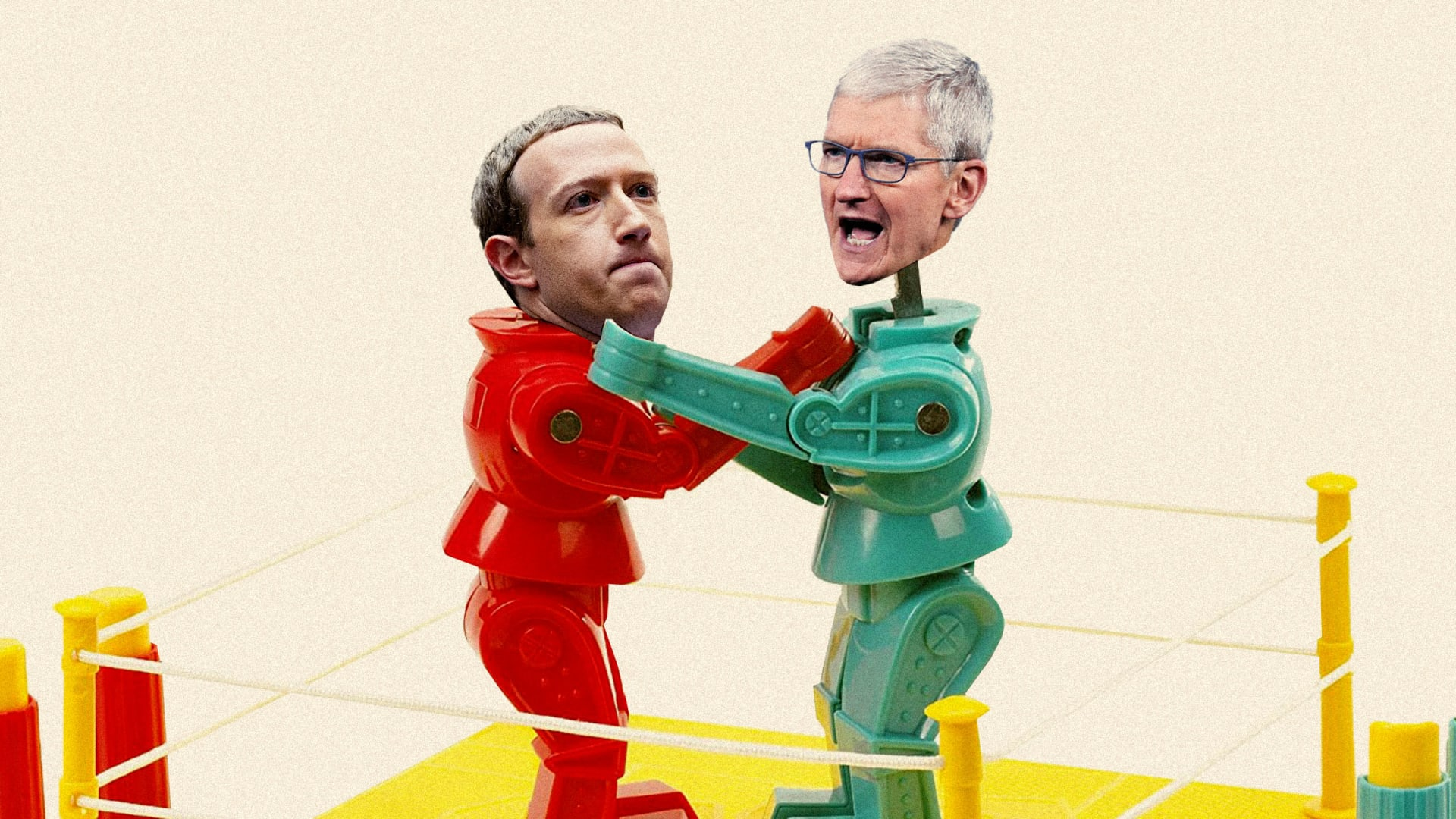 Apple Versus Facebook: What You Need to Know About Tim Cook and Mark Zuckerberg's Battle