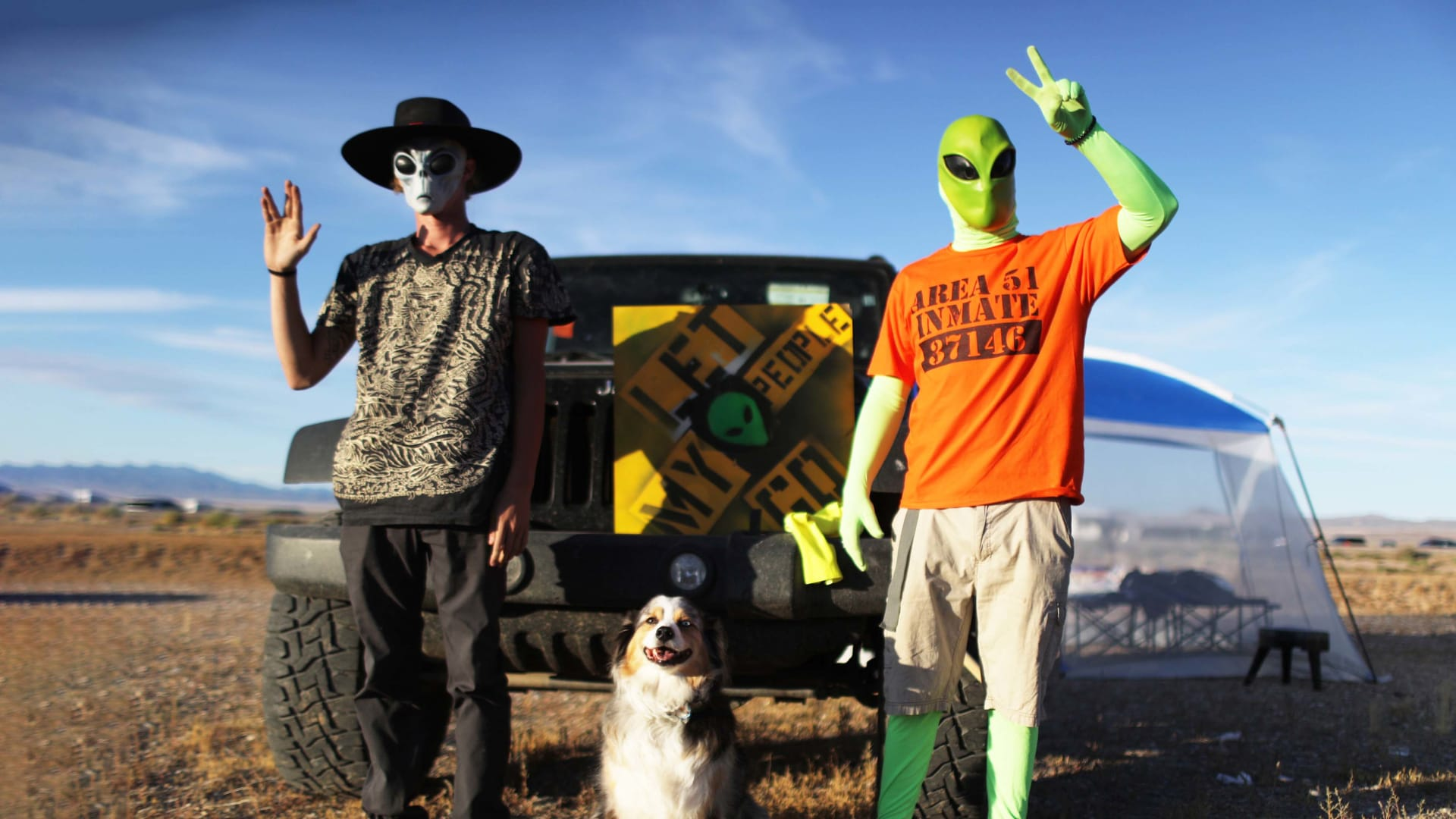 Alien-Themed Businesses to Make Hay From the Government's 'Flying Objects' Report