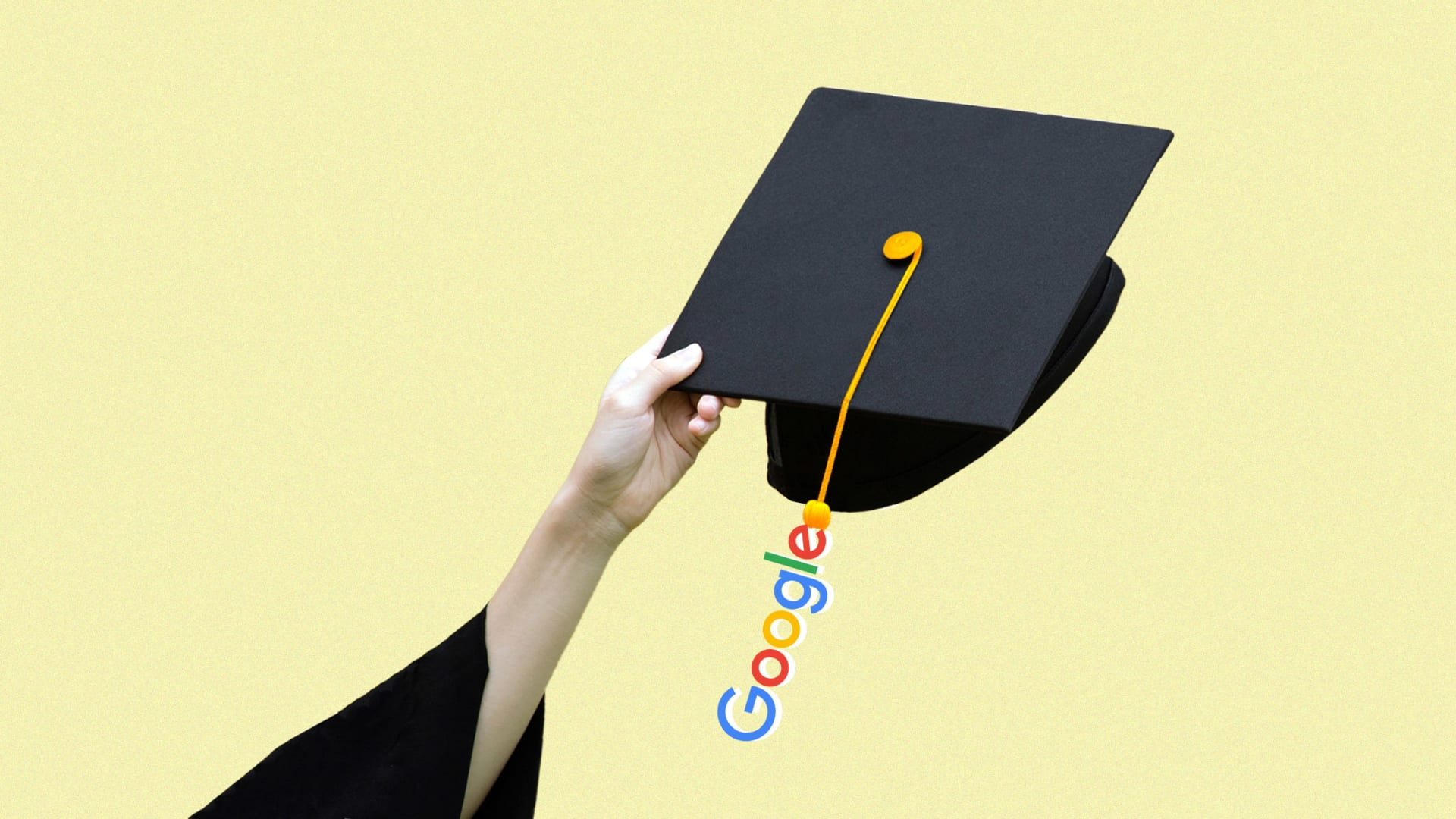 Google Has a Plan to Disrupt the College Degree