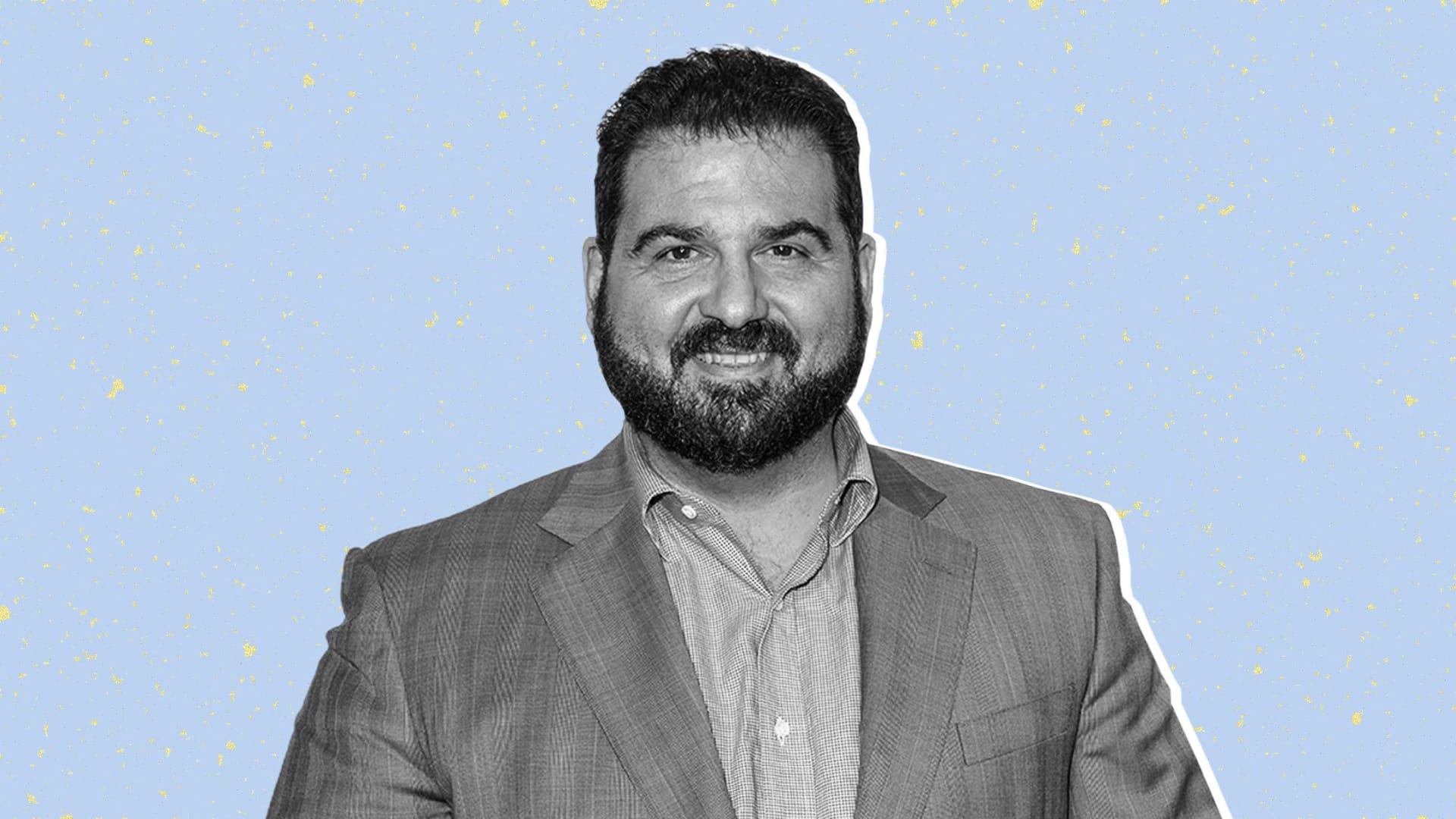 ESPN radio host Dan Le Batard.