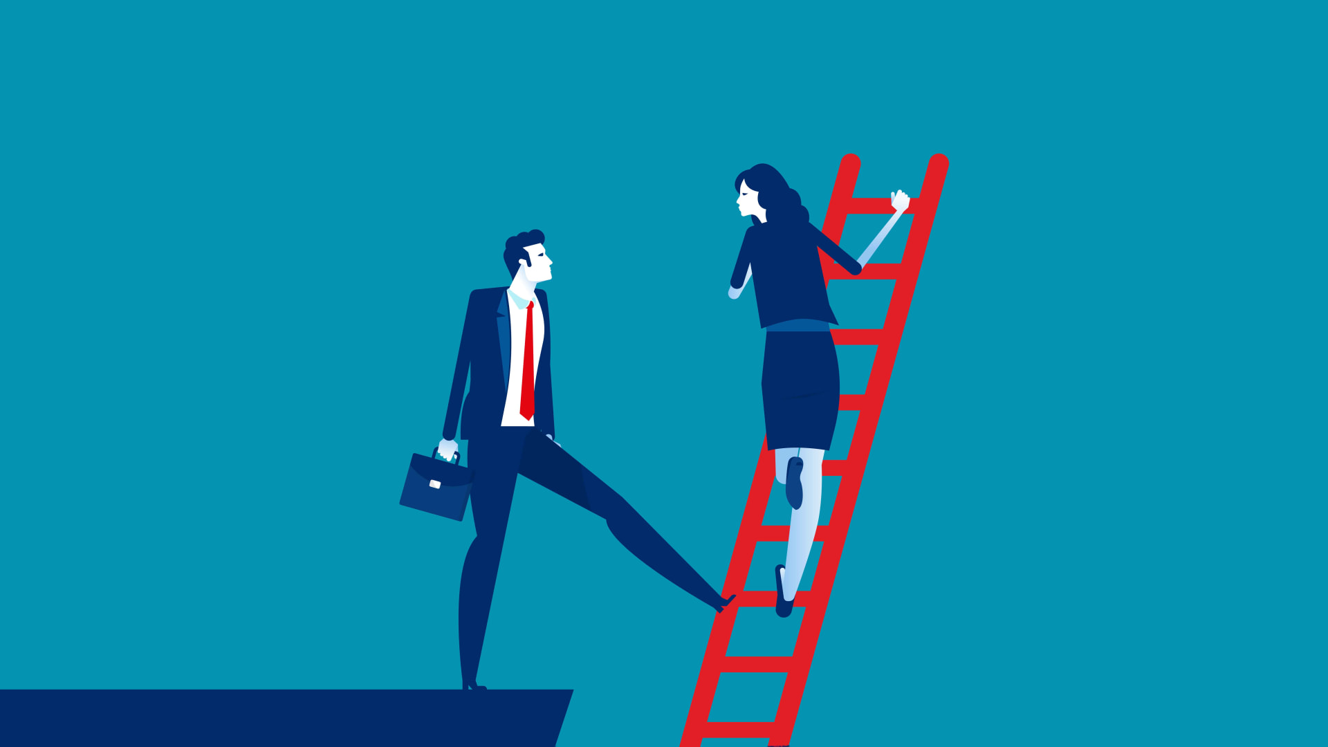 How to Put Jealousy Aside When Your Mentees Pass You on the Leadership Ladder
