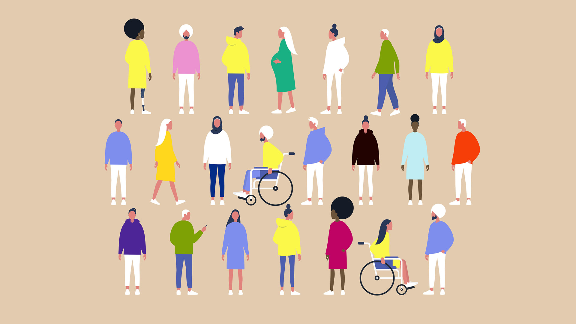 Diverse Talent Isn't Enough. It's Time to Get Real About Inclusion