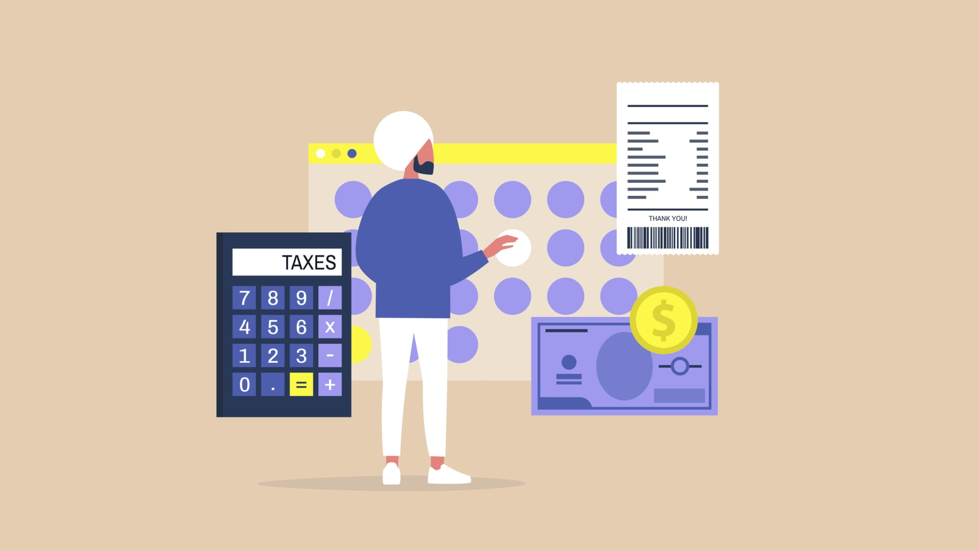 Working From Home Can Save You Money. Should Your Taxes Go Up?