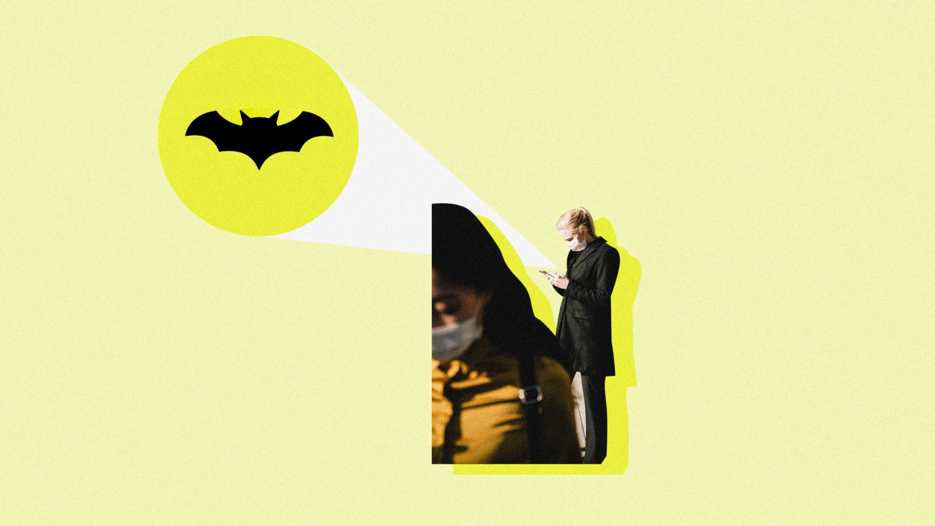 Trouble Getting the Public to Wear Masks? Time to Call Batman