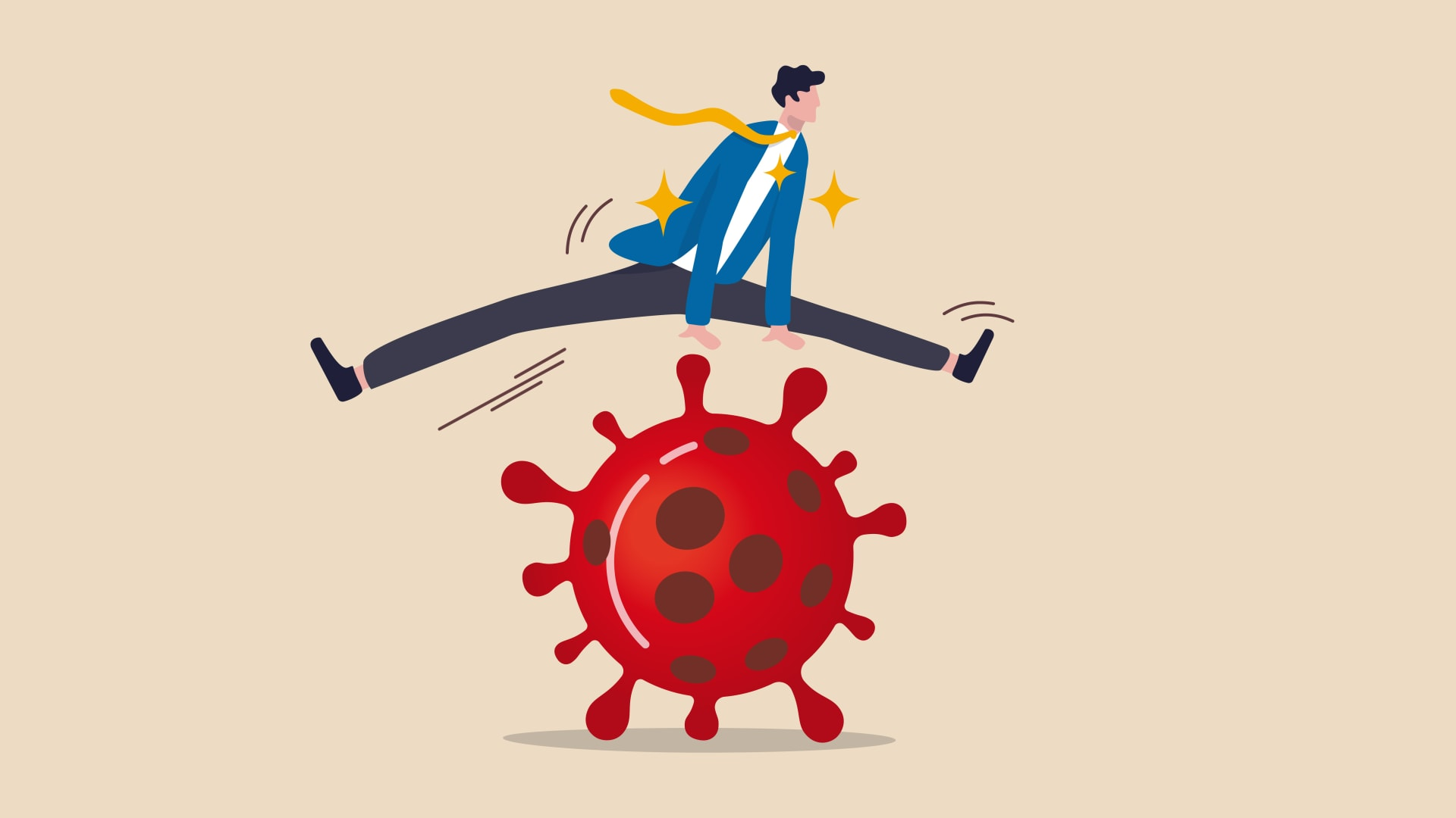 Why You Shouldn't Build Your Company Focused Solely on the Pandemic
