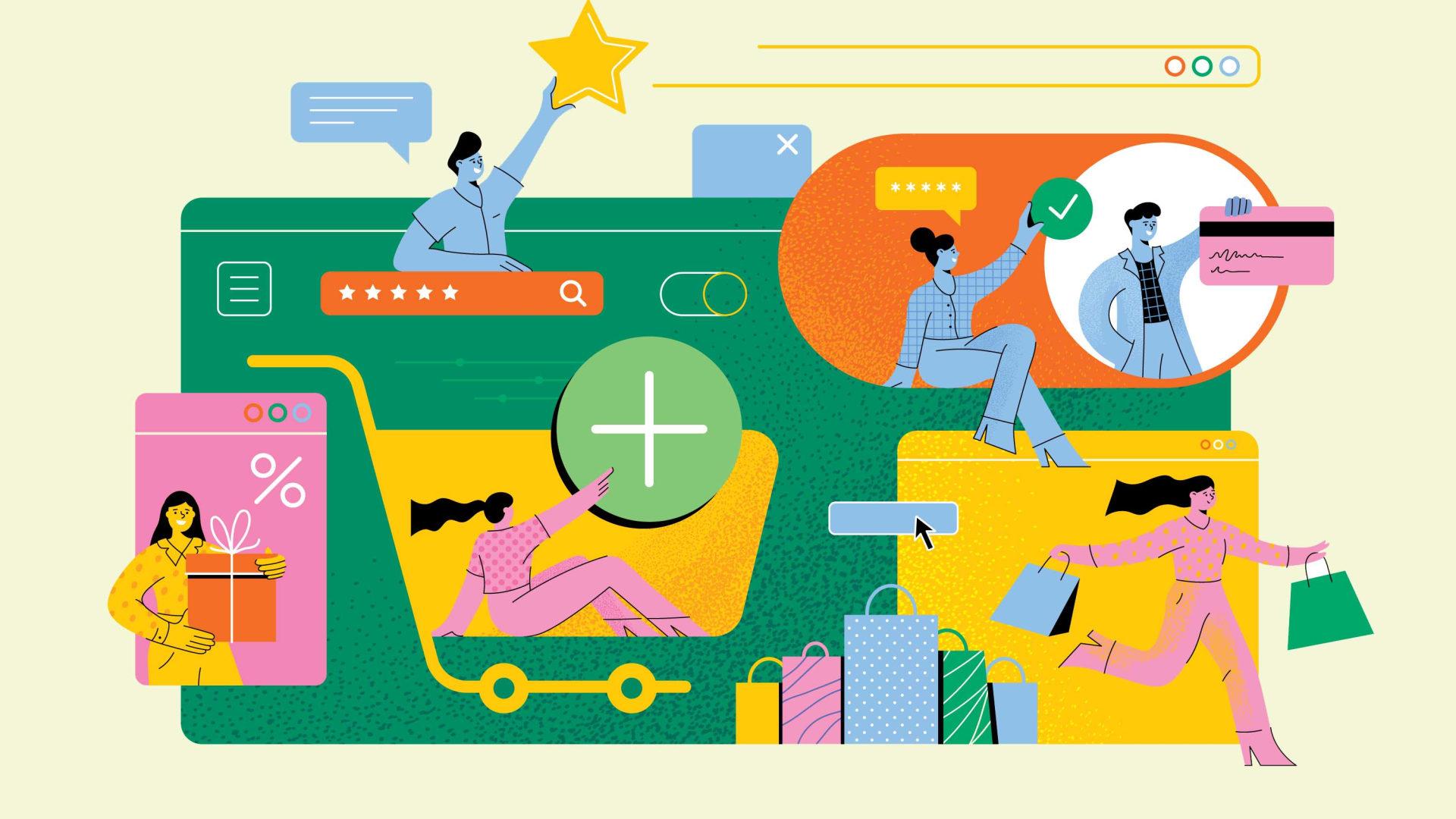 3 Startups Disrupting Online Shopping