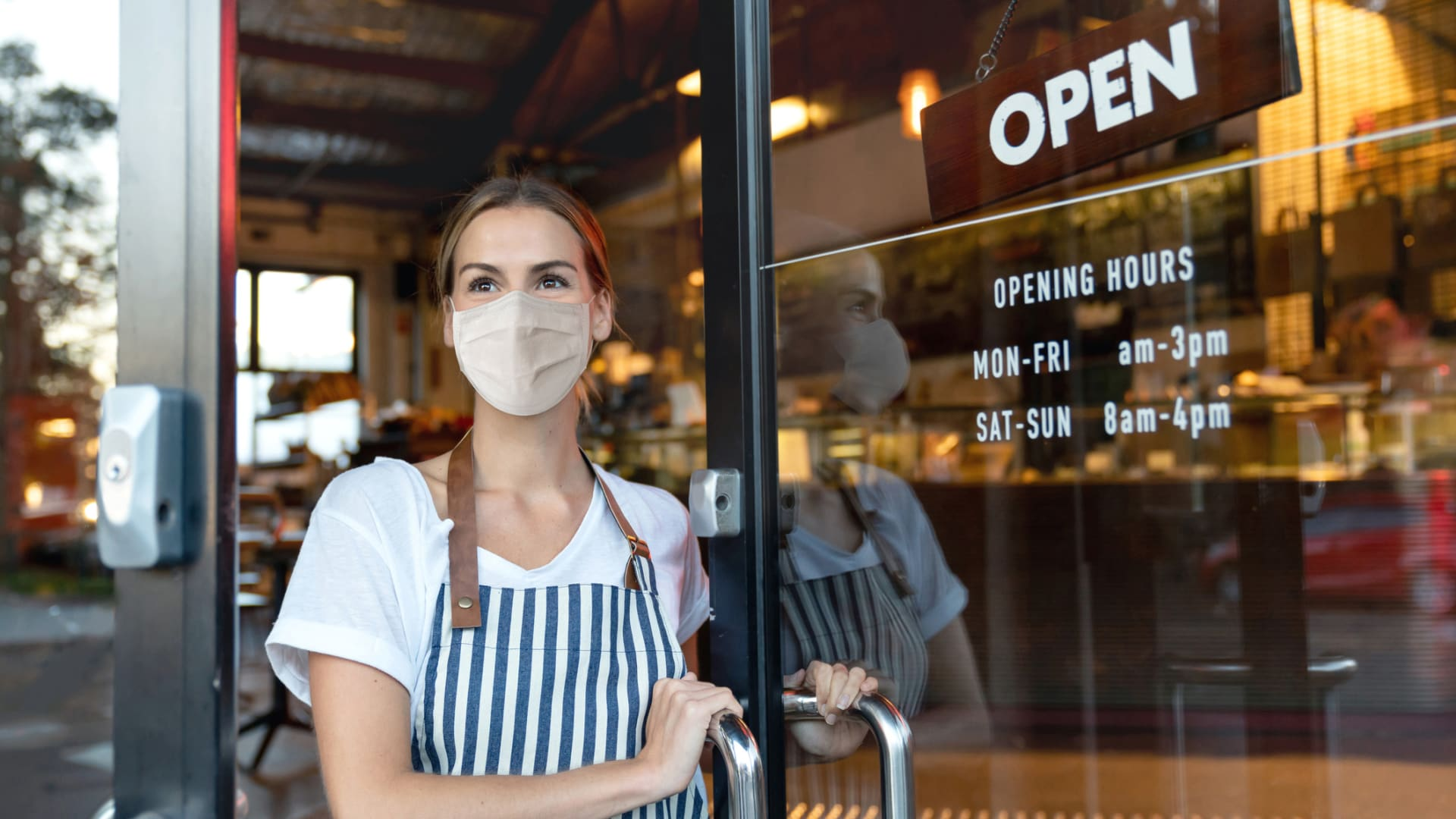 Businesses Shouldn't Have to Be the Mask Police