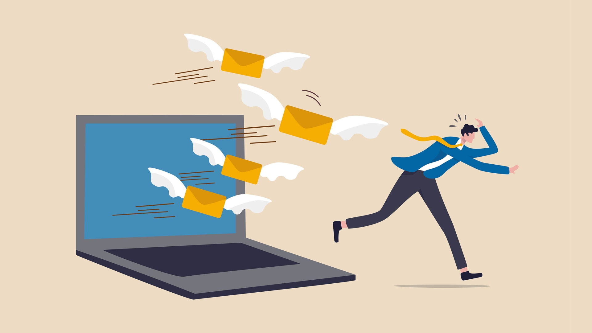 4 Situations You Should Never Use Email For