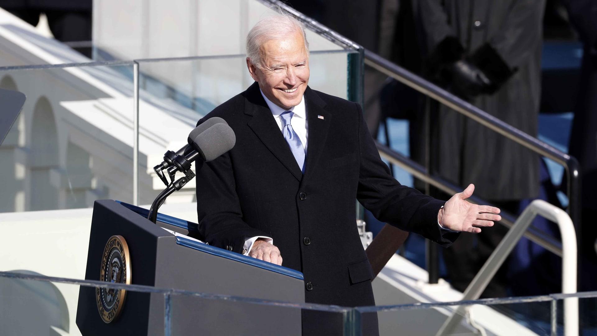 President Joseph R. Biden.