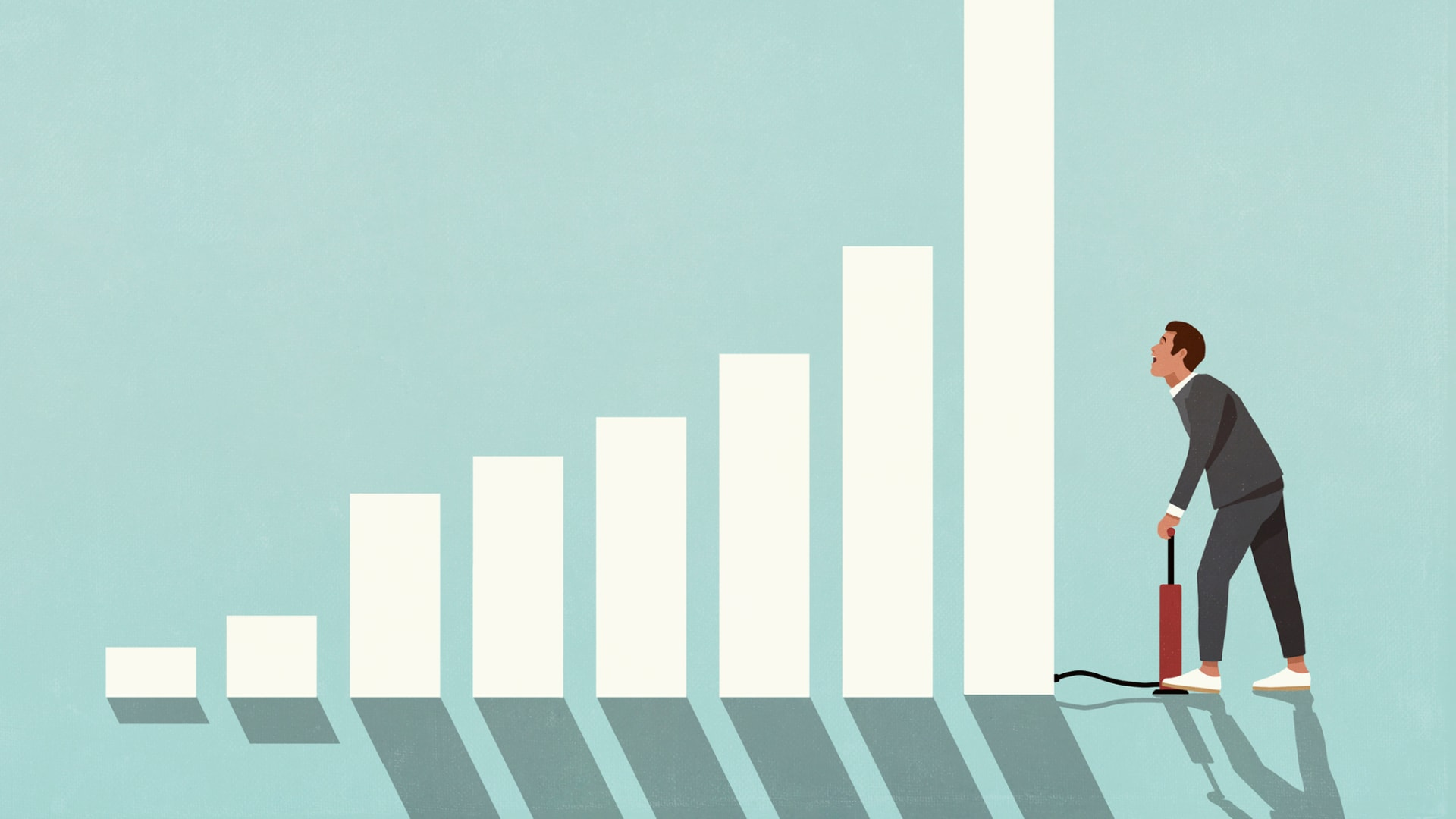 Why a Record-Breaking Increase in Small-Business Starts Matters for You