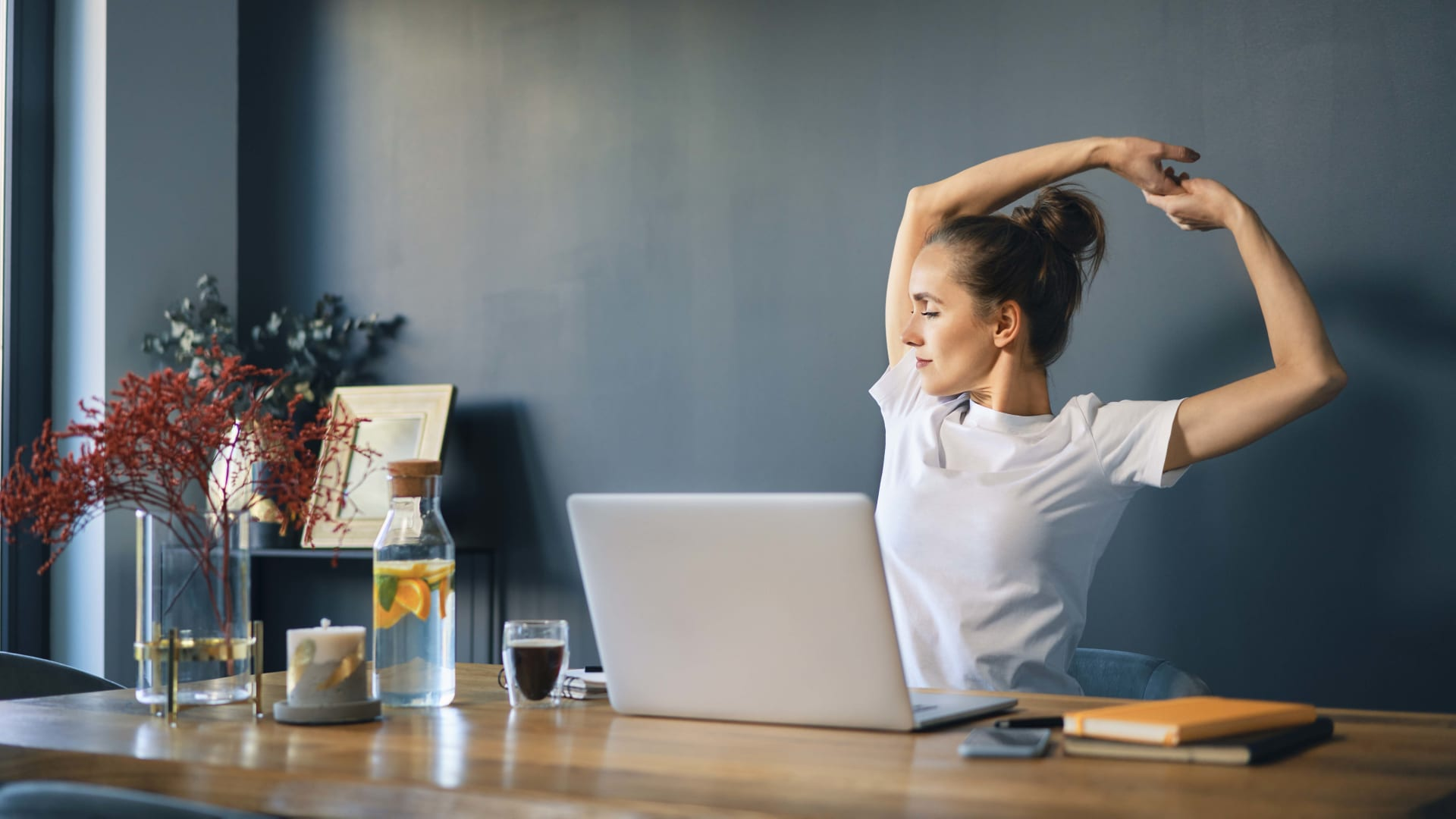 3 Ways to Make Your Work From Home Space Kind to Your Body