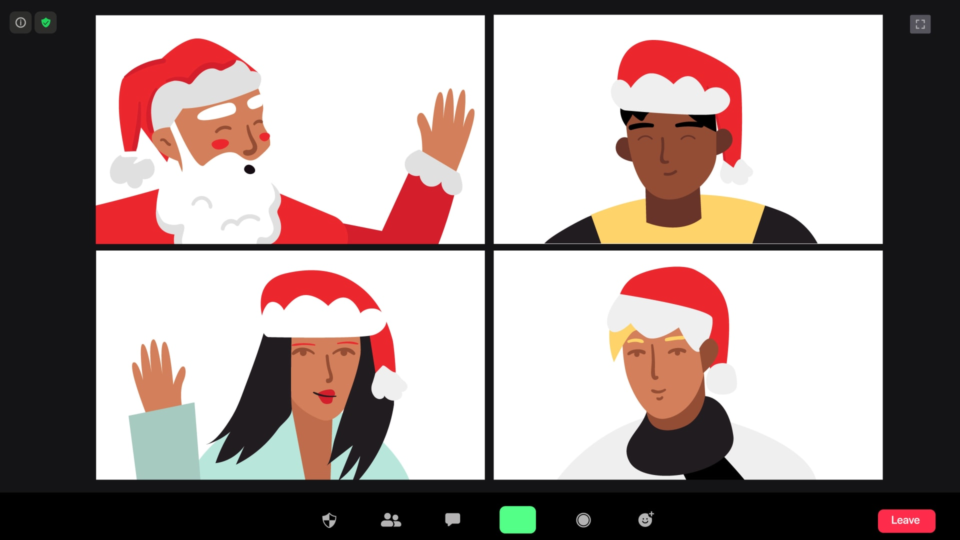 Your Virtual Company Holiday Party Doesn't Have to Be a Drag
