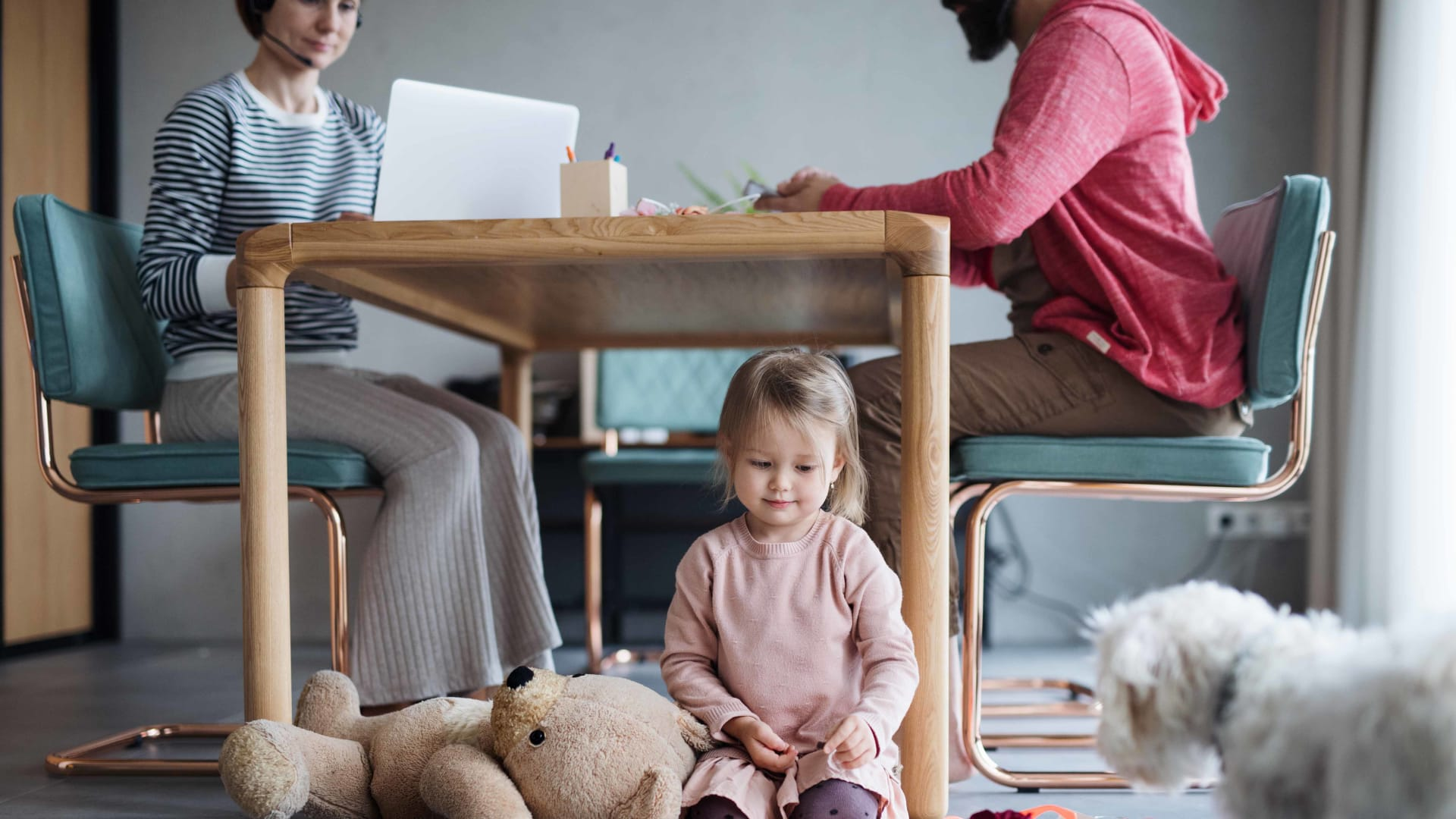 Why Your Employees With Children Might Be About to Quit, According to a New Survey