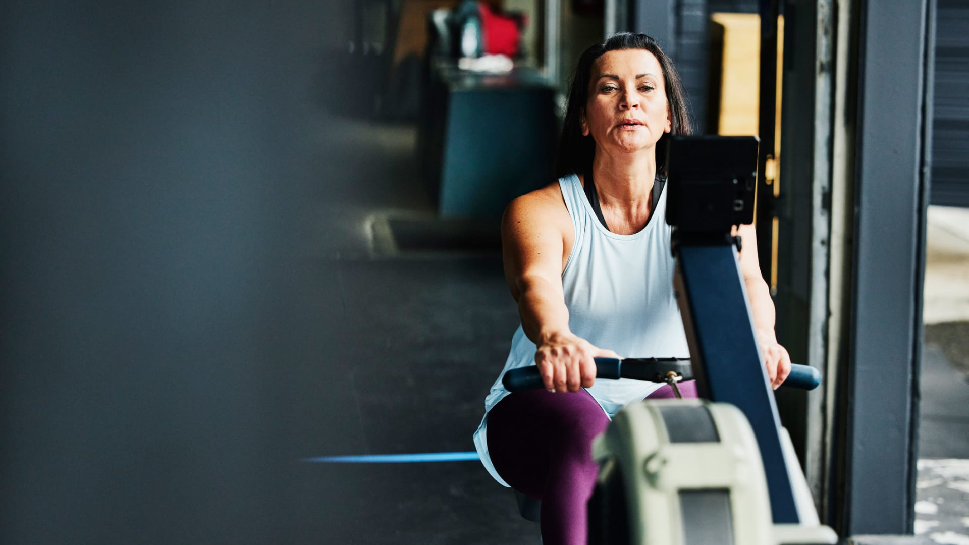 After Covid Closures, Americans Are Starting to Break Out of Their Home Gyms