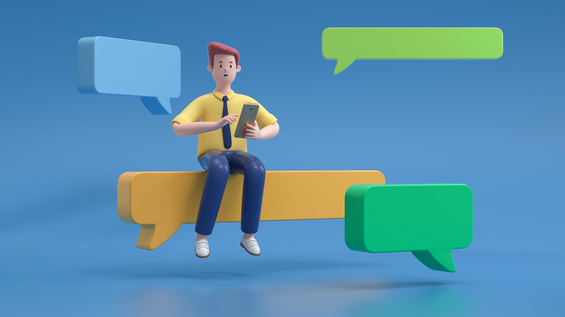 Tell Your Business Story in 3D