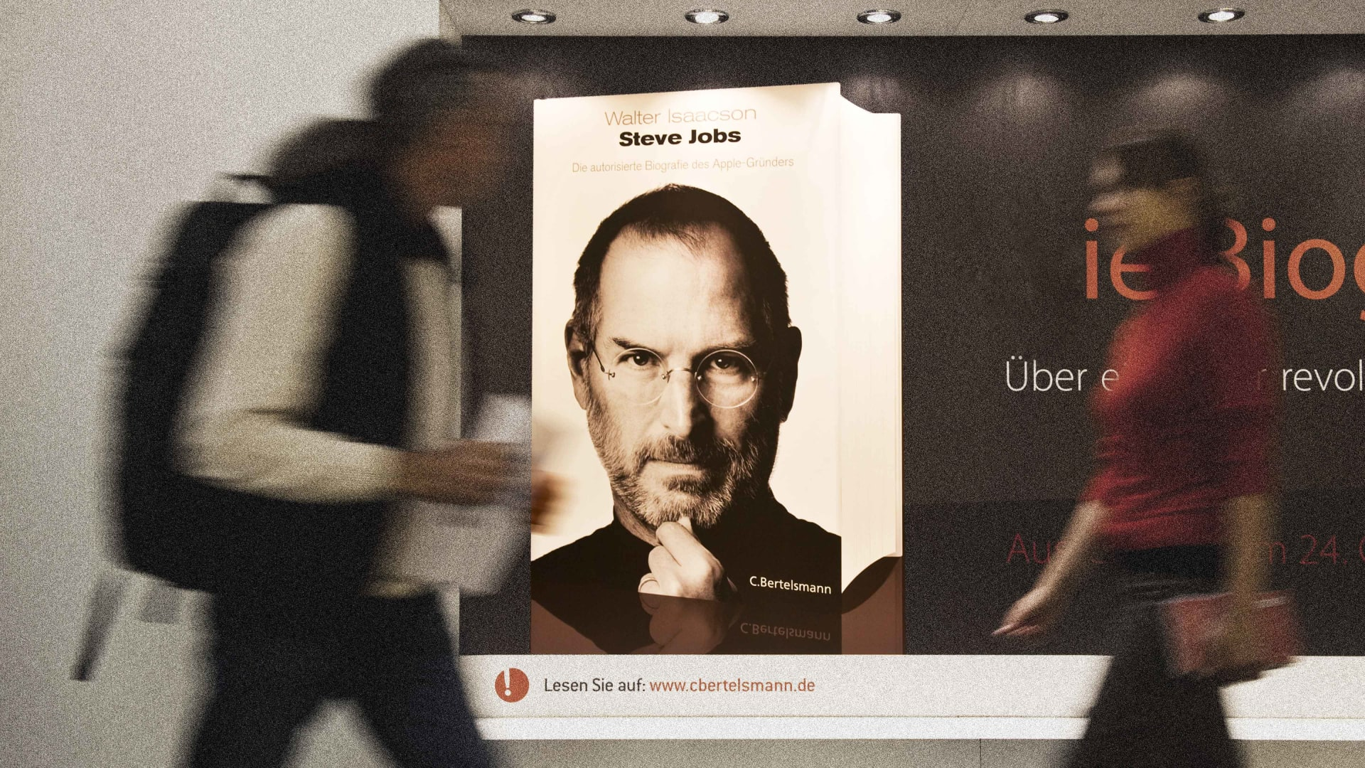 Looking for the Next Steve Jobs? Have Your HR Team Ditch A.I.