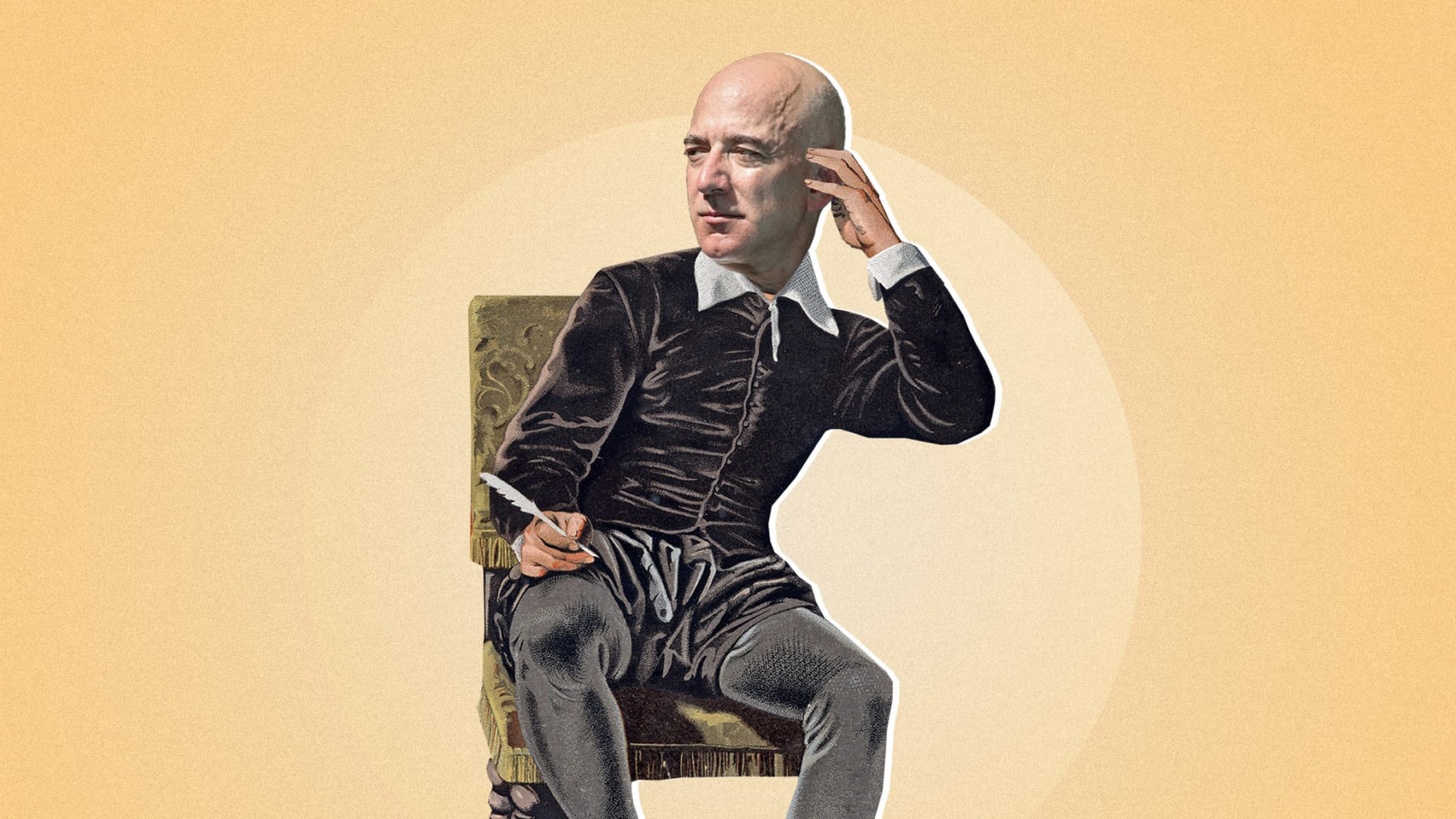 The Brutal Truth You Must Accept to Write Well, According to Jeff Bezos