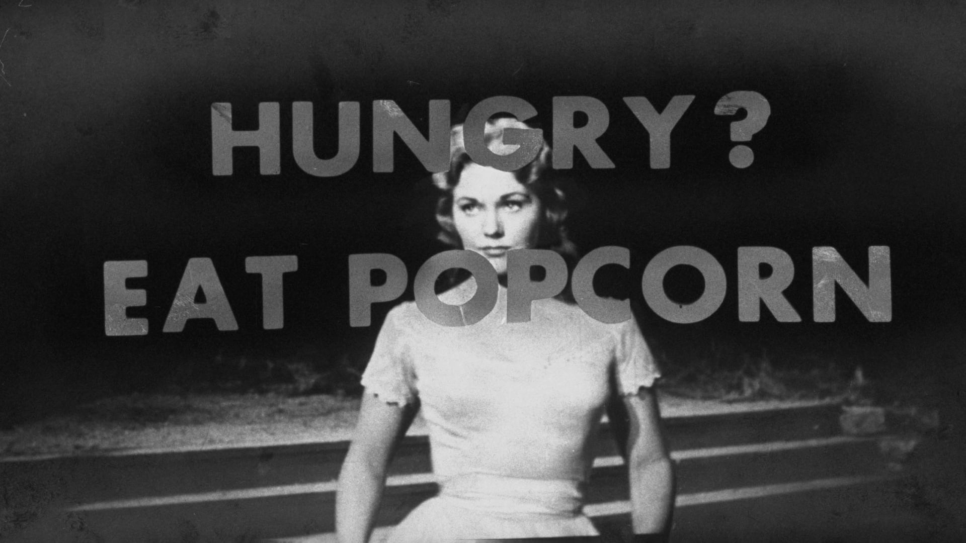 Subliminal advertising using scene from movie Picnic with actress Kim Novak.