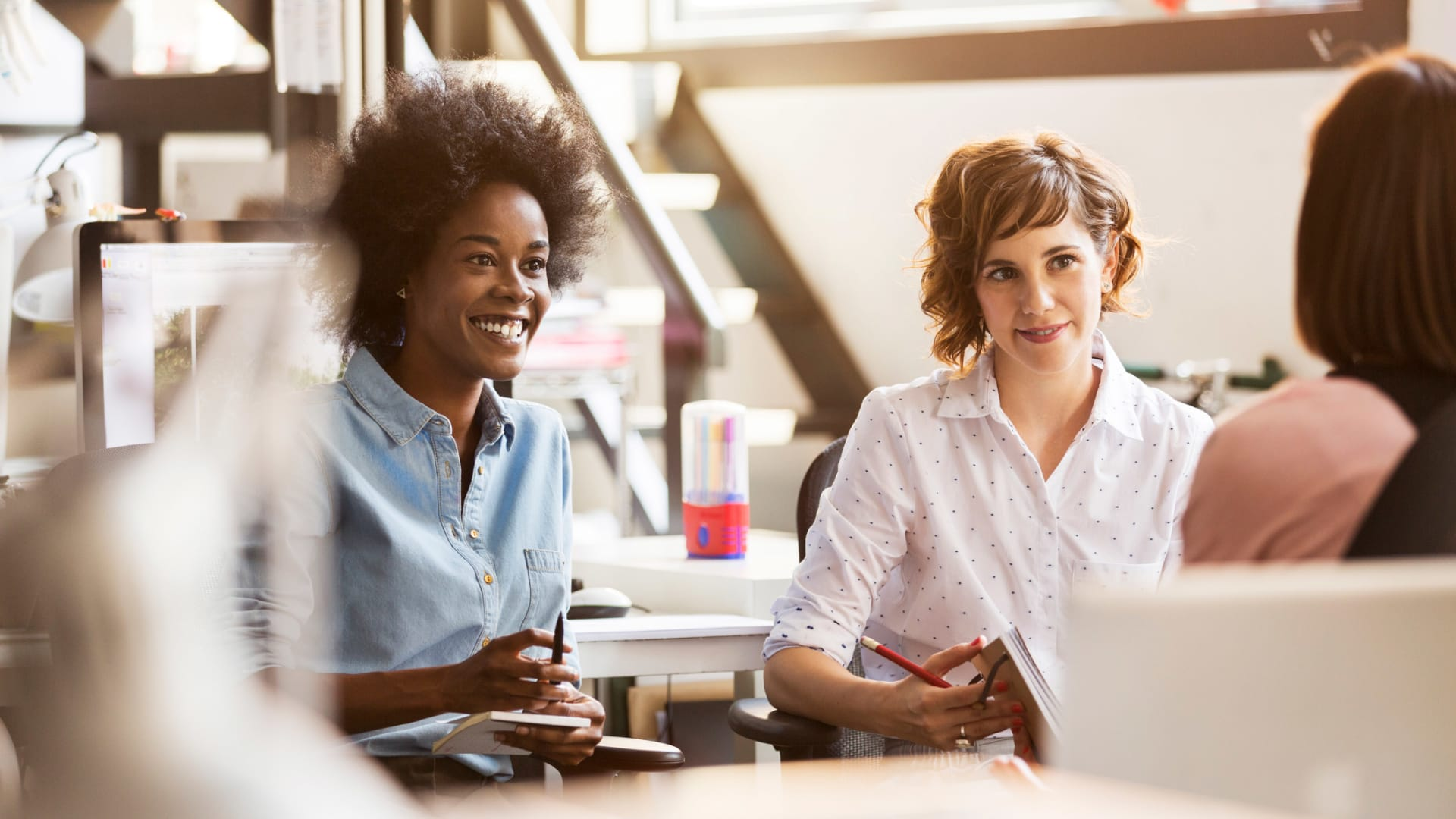 How to Create a Workplace Where Women Thrive