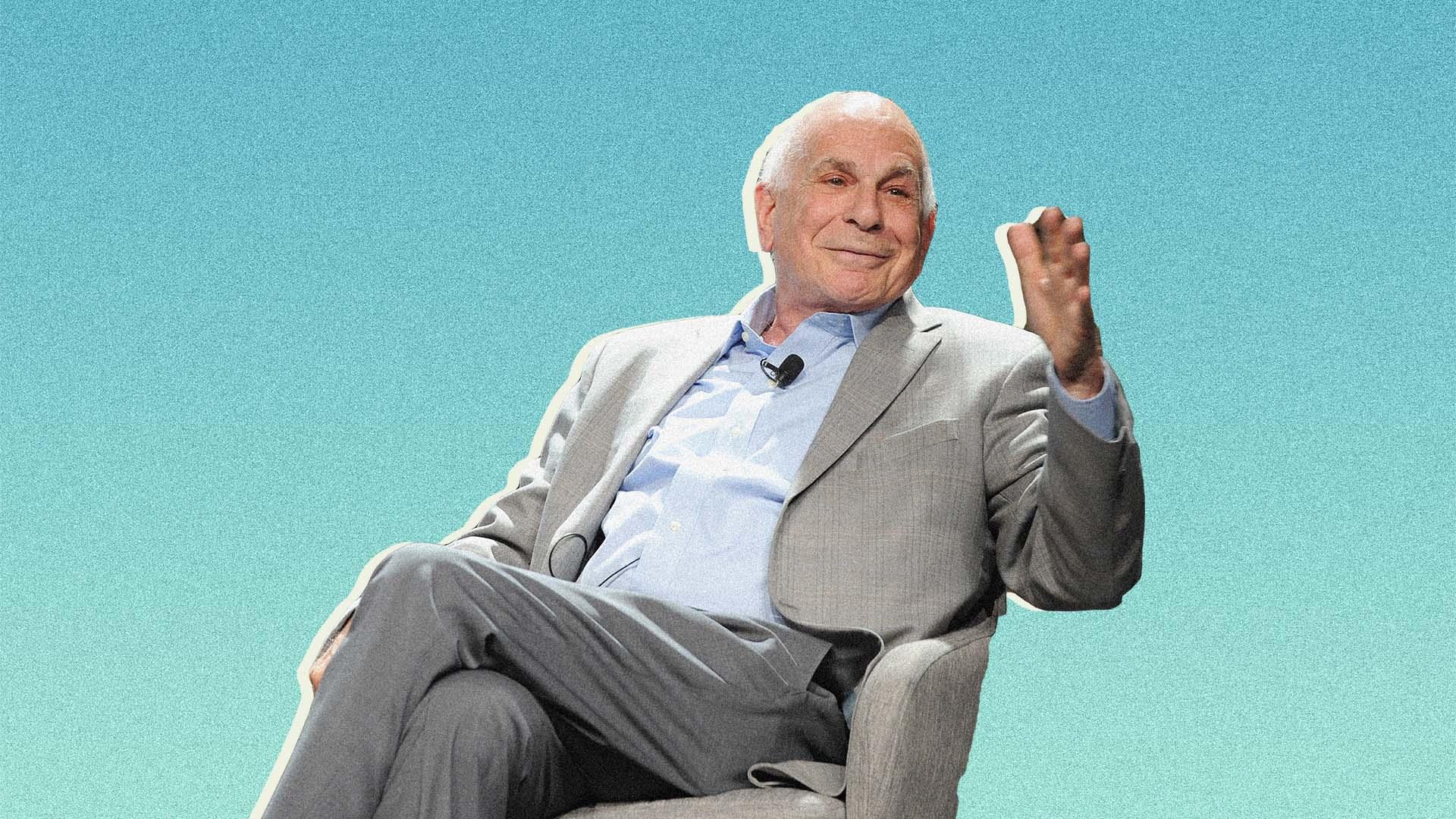 Nobel Laureate Daniel Kahneman.