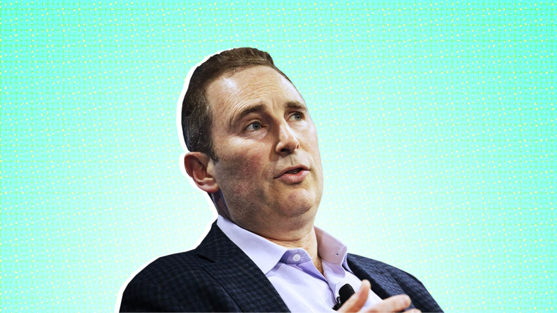 On His First Day as CEO of Amazon, Andy Jassy Got Very Good News. It's Terrible for Microsoft