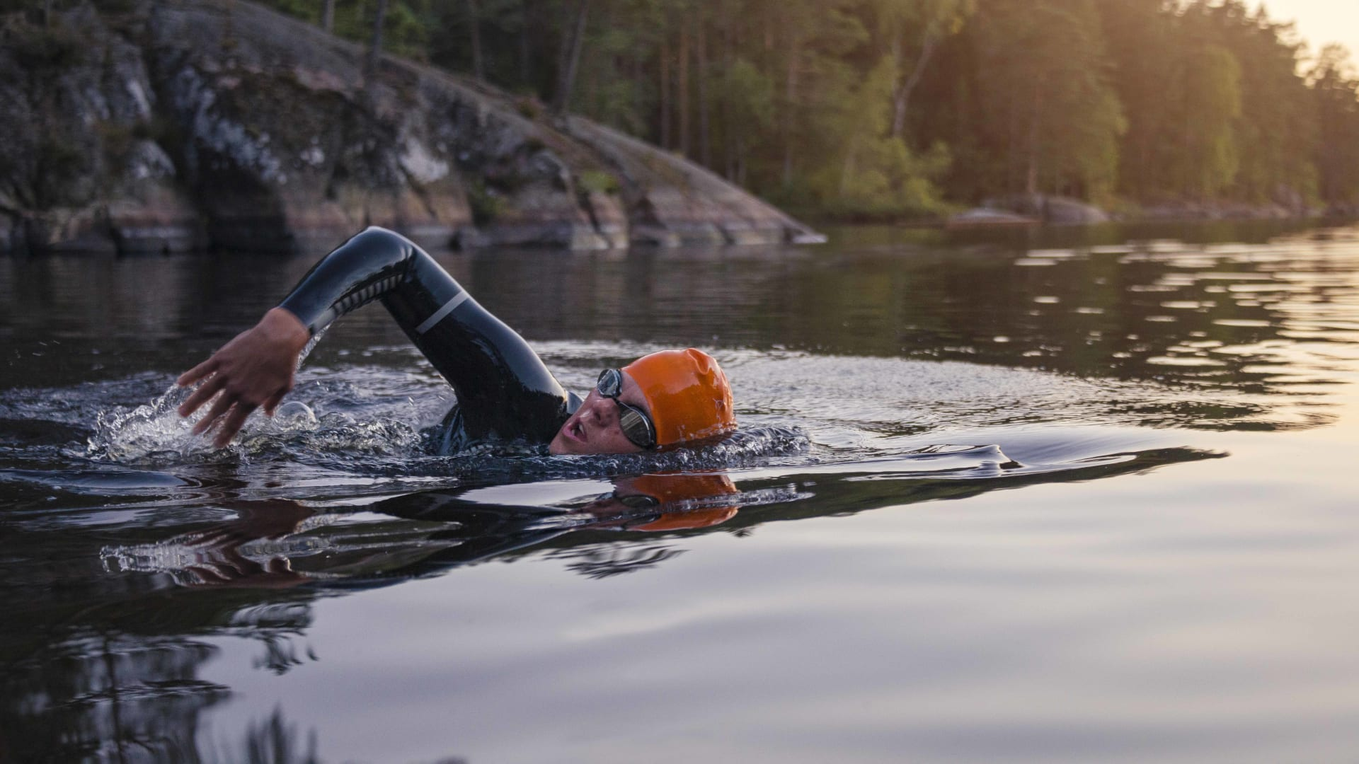 Want to Grow New Brain Cells and Get Smarter? Go Swimming