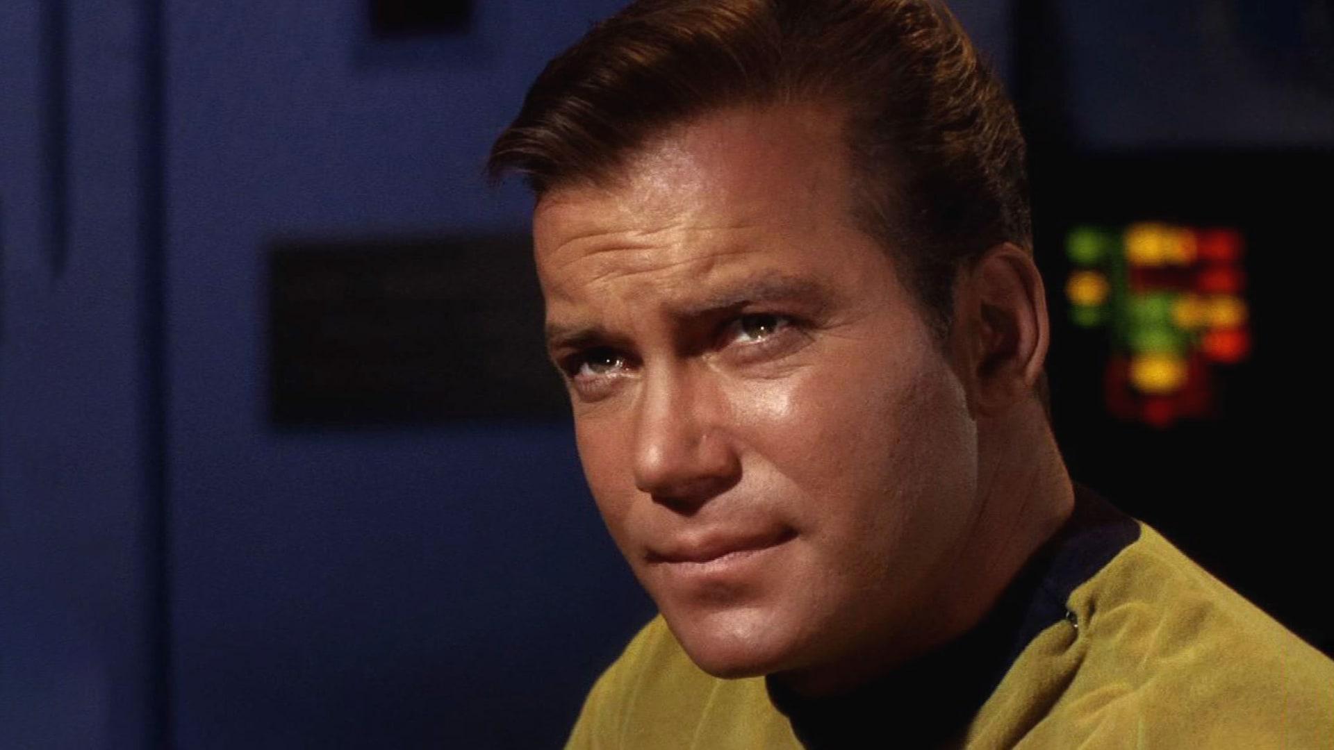 William Shatner.