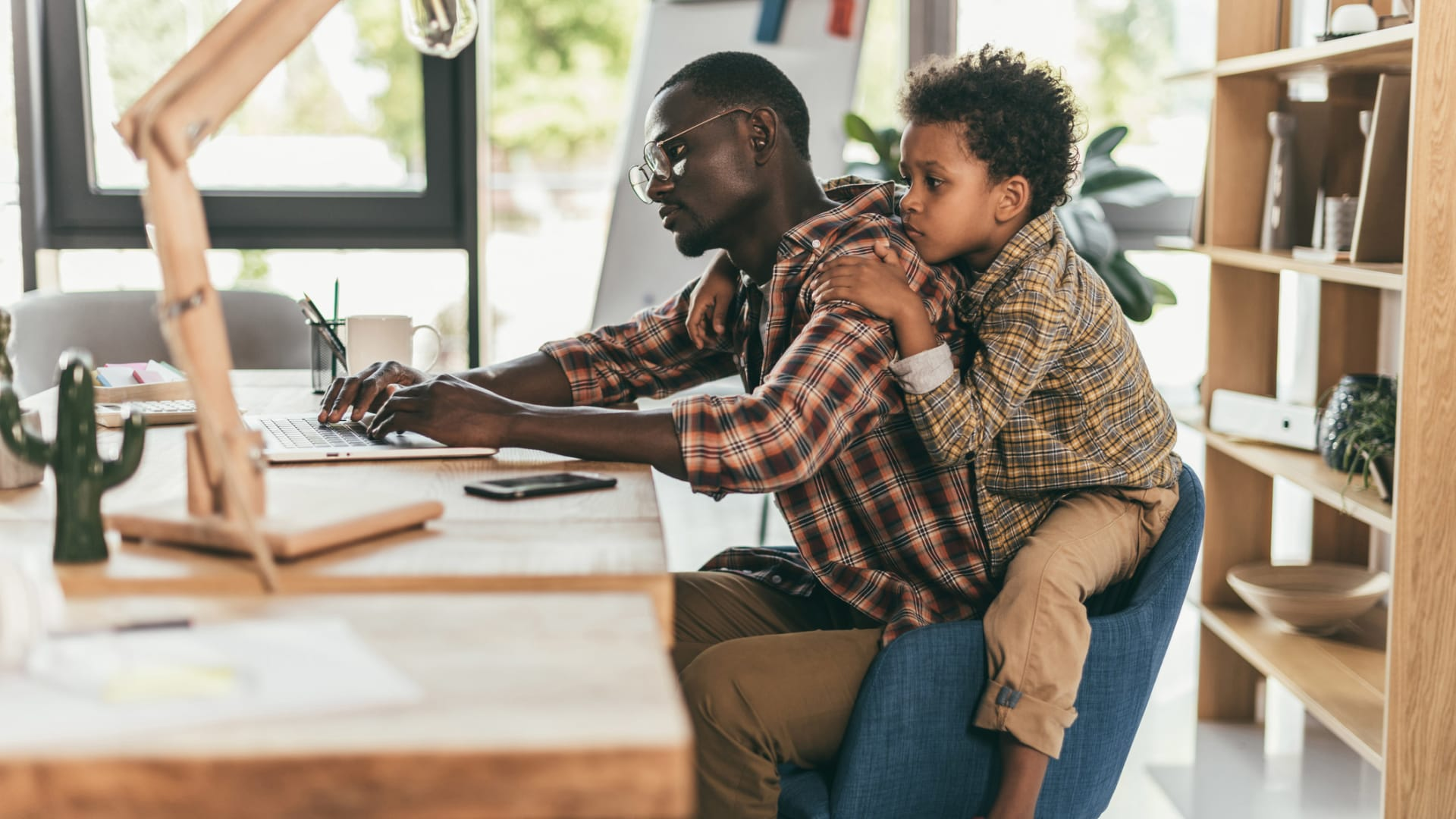 New Survey: Working Parents Are Burned Out, Need More Flexibility and Better Benefits