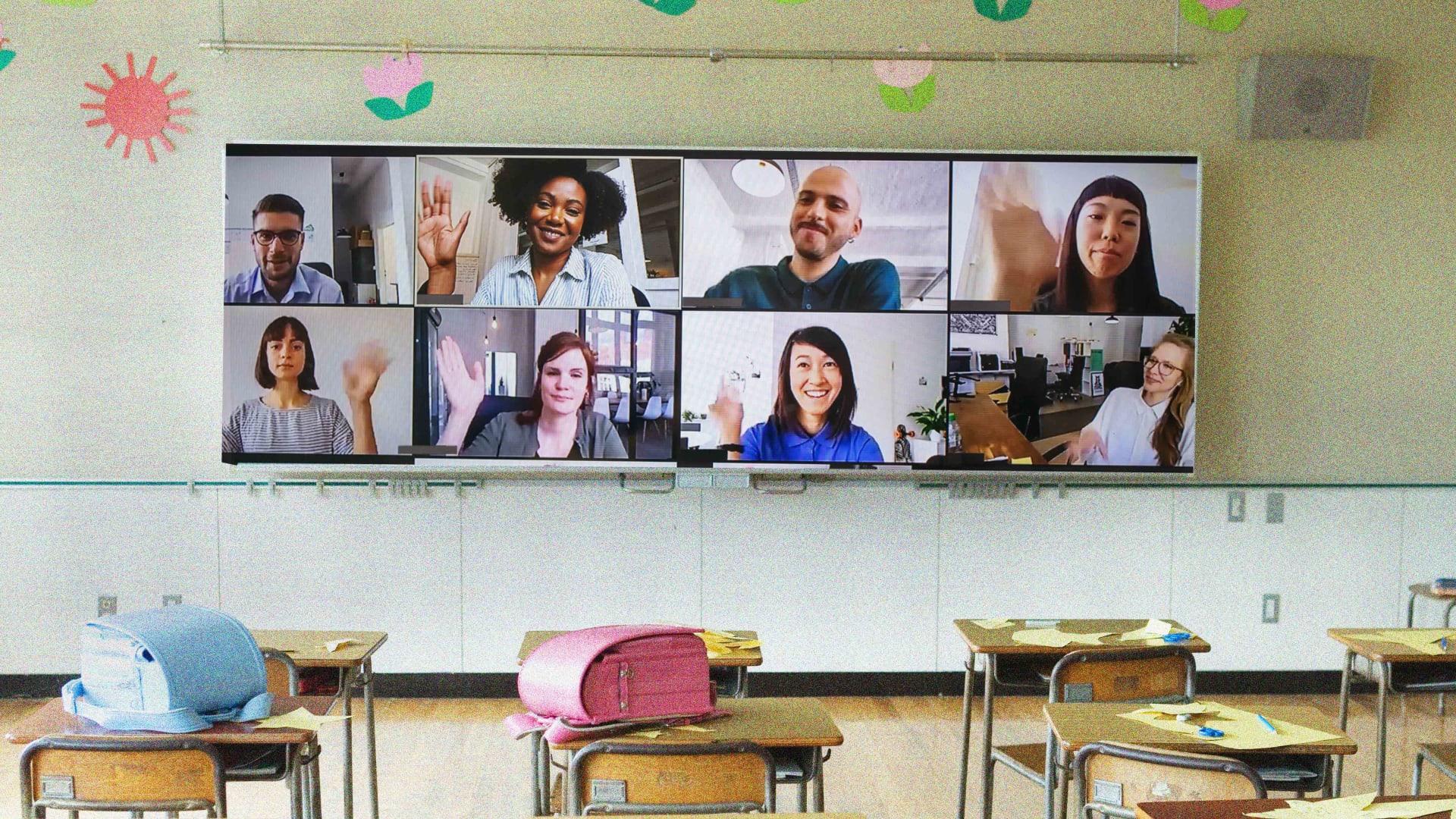 7 Ways Zoom Makes Company Calls Feel Like 7th Grade